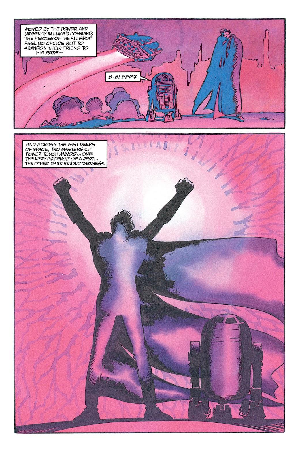 Read online Star Wars: Dark Empire Trilogy comic -  Issue # TPB (Part 1) - 29