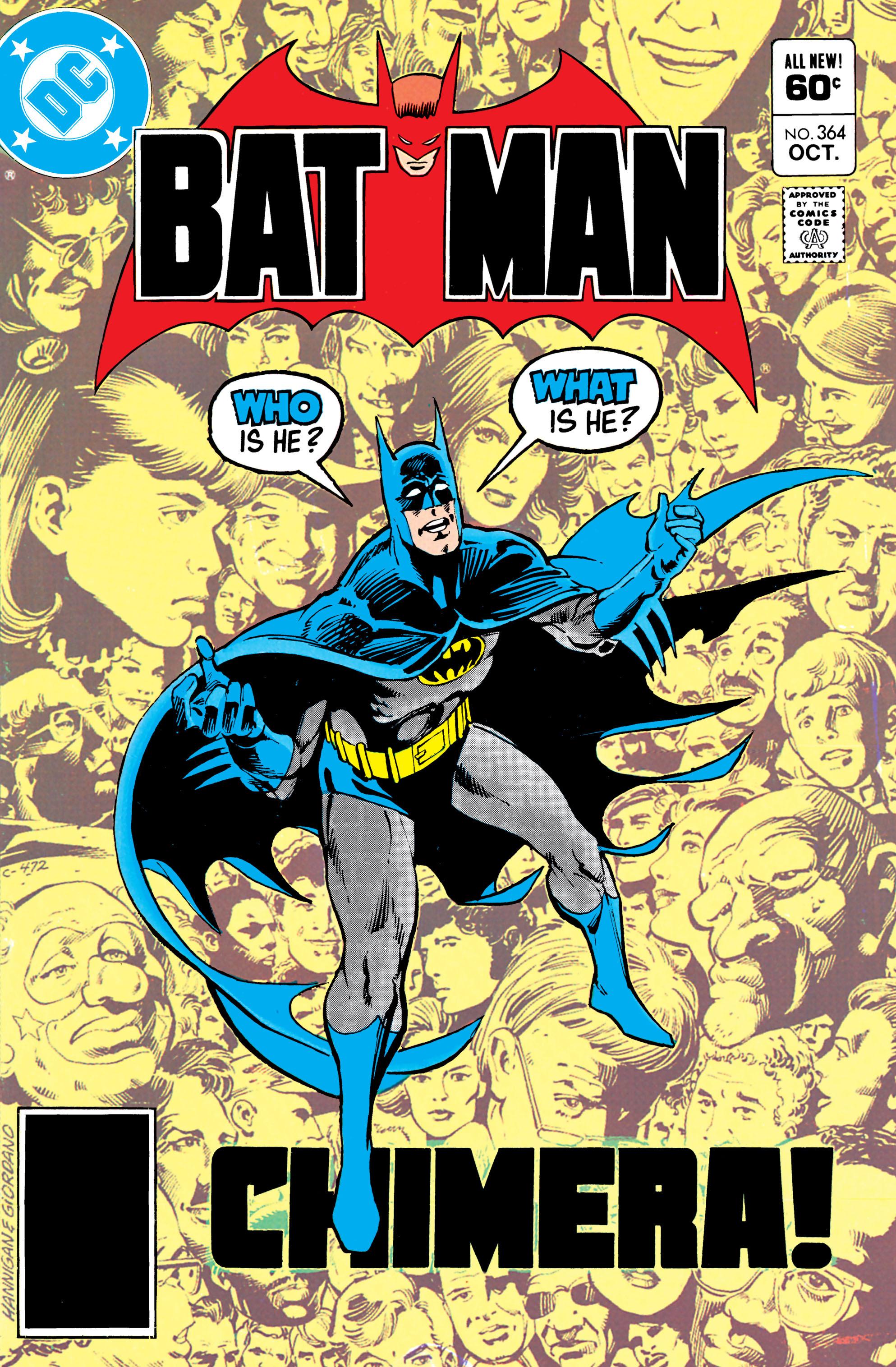 Batman (1940) 364 Page 1