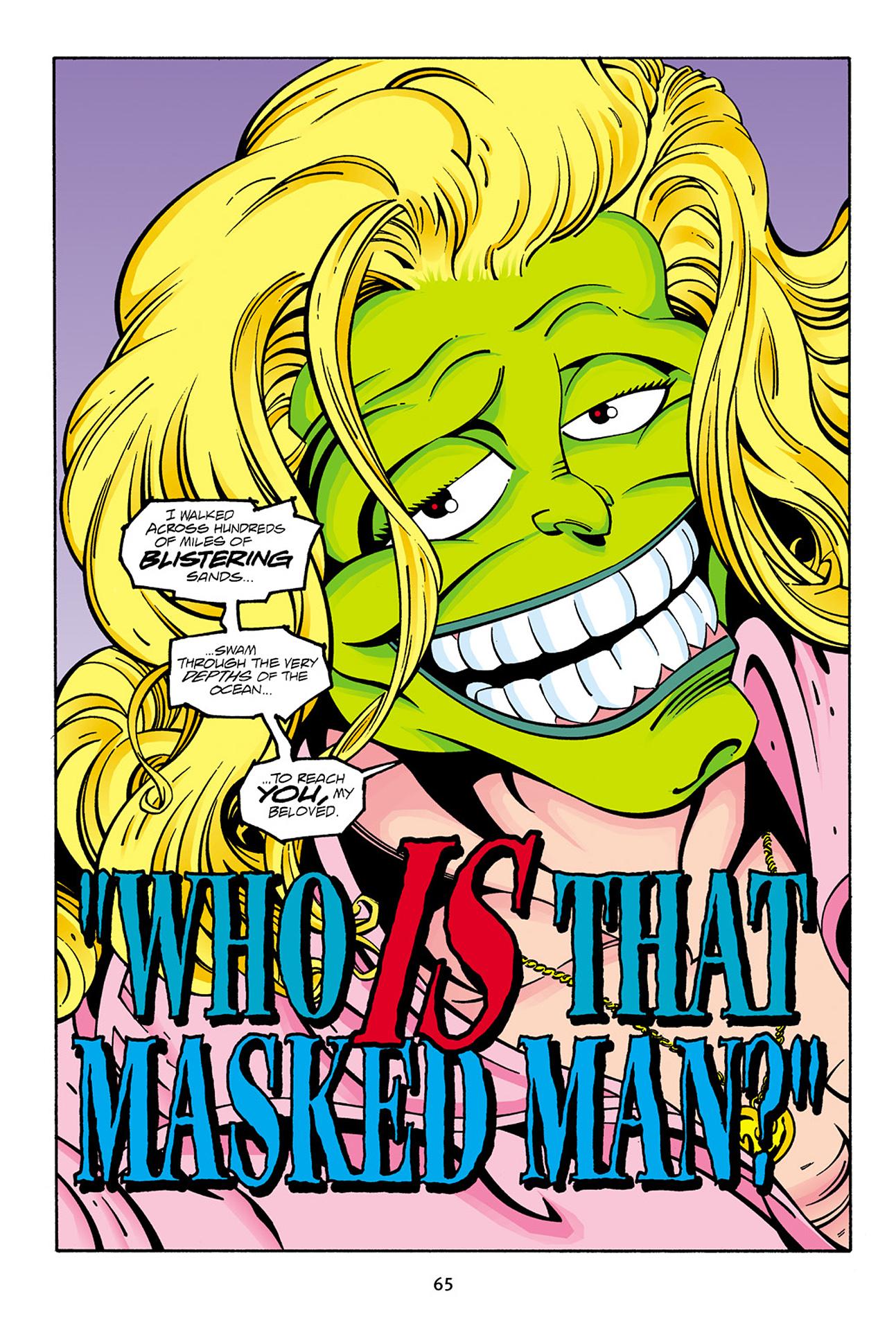 Read online Adventures Of The Mask Omnibus comic -  Issue #Adventures Of The Mask Omnibus Full - 65