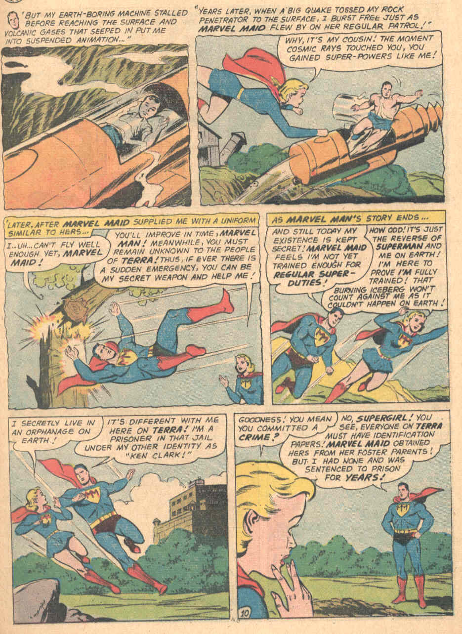 Read online Action Comics (1938) comic -  Issue #272 - 25