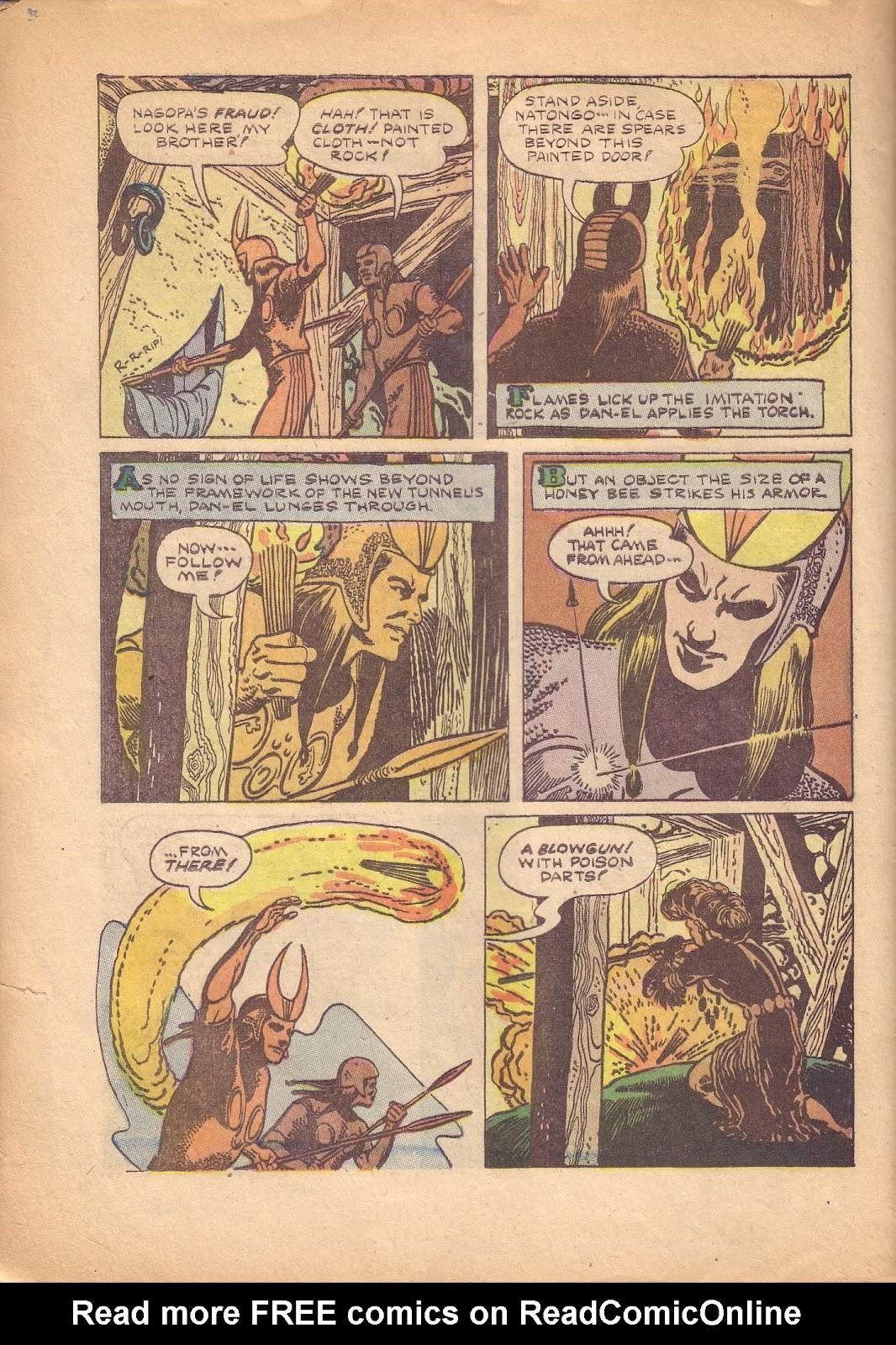 Tarzan (1948) issue 50 - Page 48