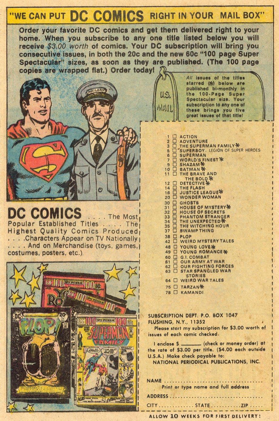 Read online Adventure Comics (1938) comic -  Issue #433 - 17