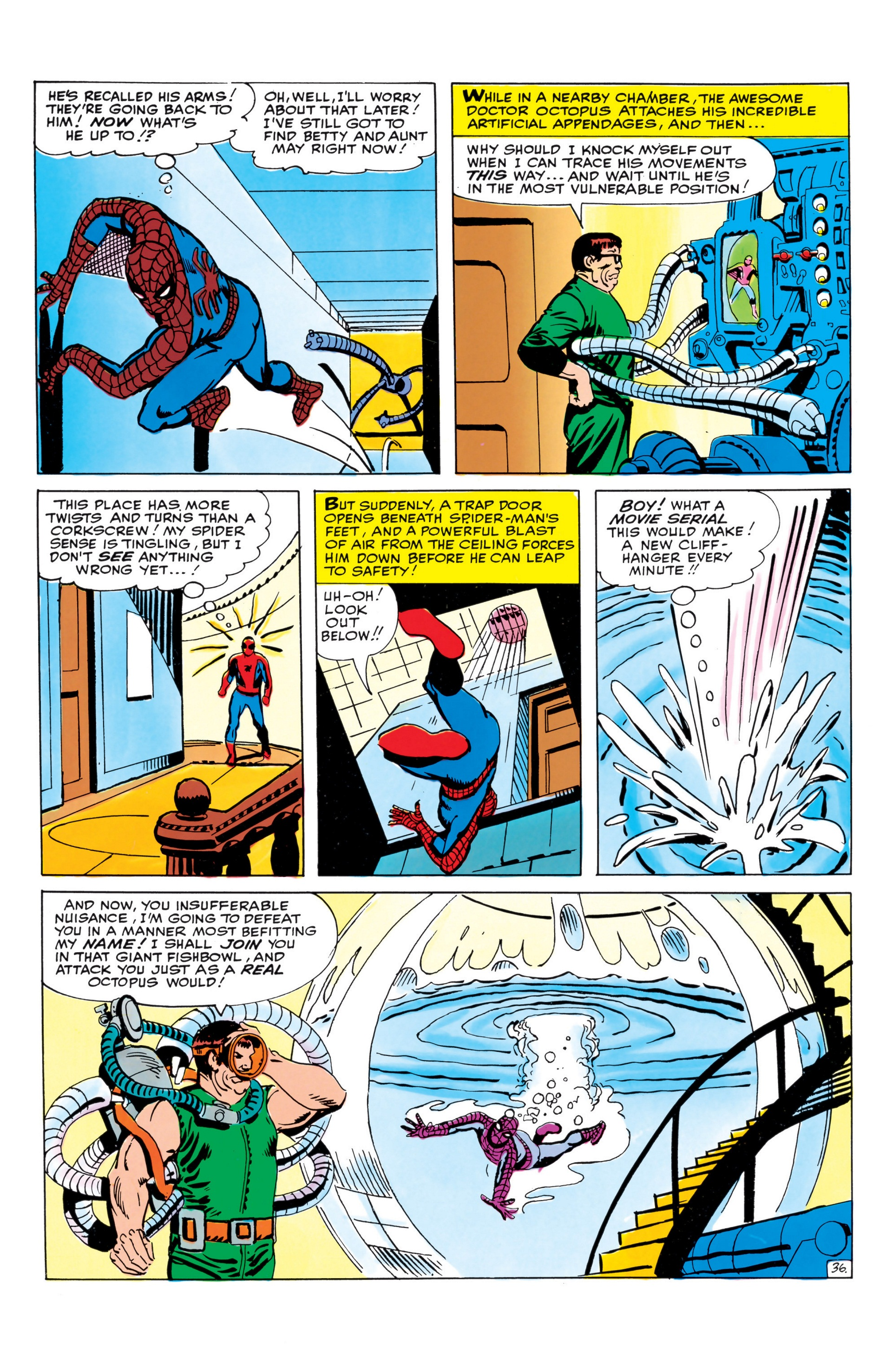 The Amazing Spider-Man (1963) _Annual_1 Page 36
