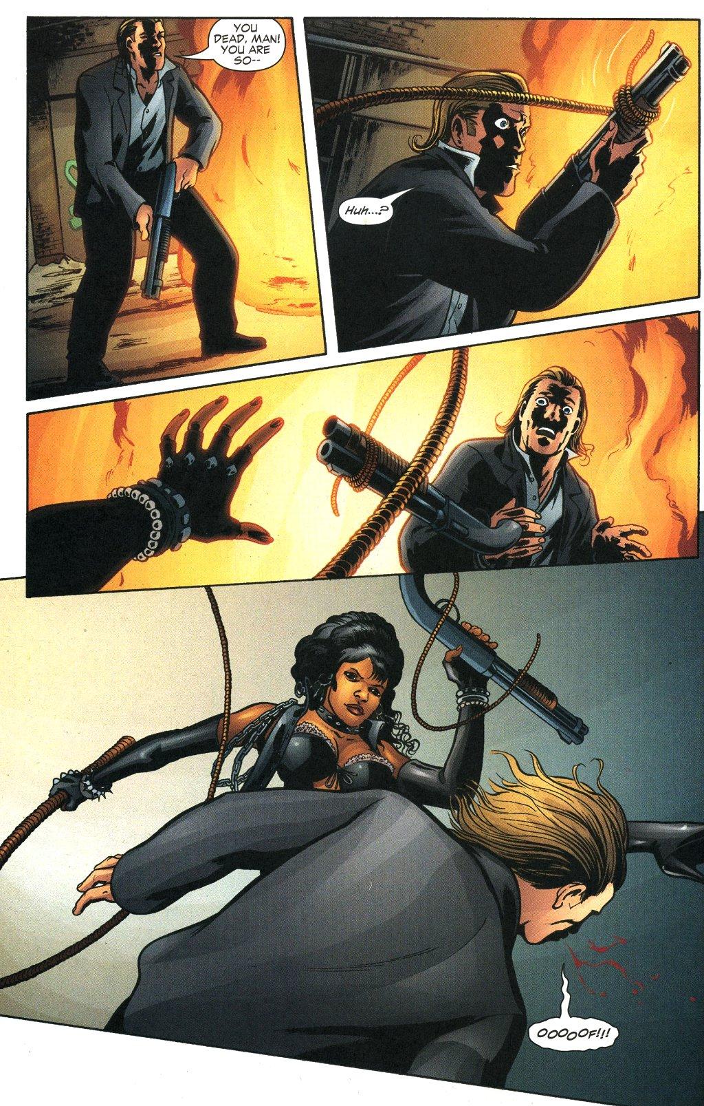 Read online Fallen Angel (2003) comic -  Issue #19 - 5