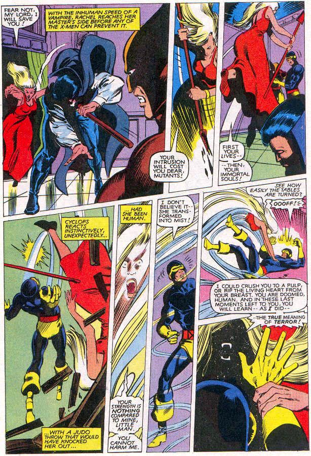 Read online Uncanny X-Men (1963) comic -  Issue # _Annual 6 - 28
