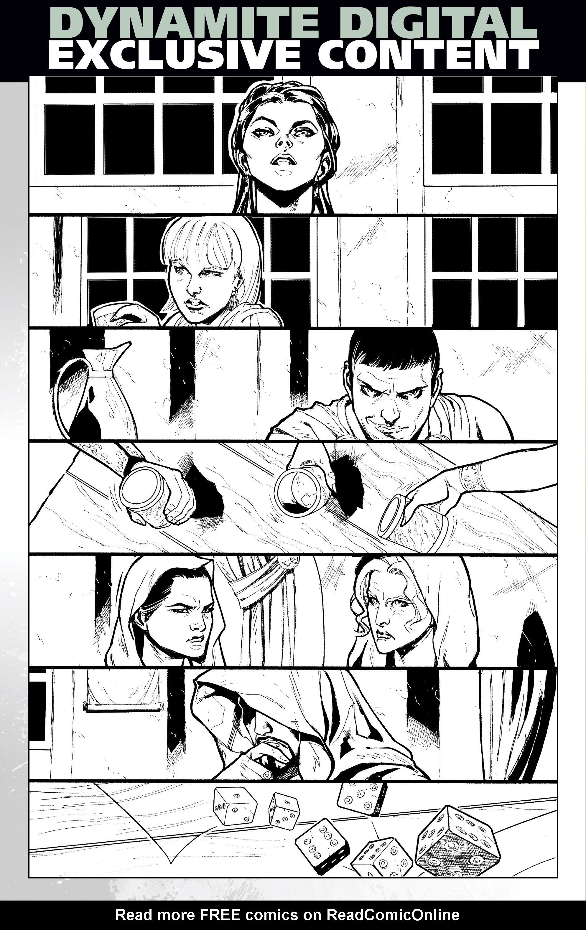 Read online Xena: Warrior Princess (2016) comic -  Issue #3 - 22