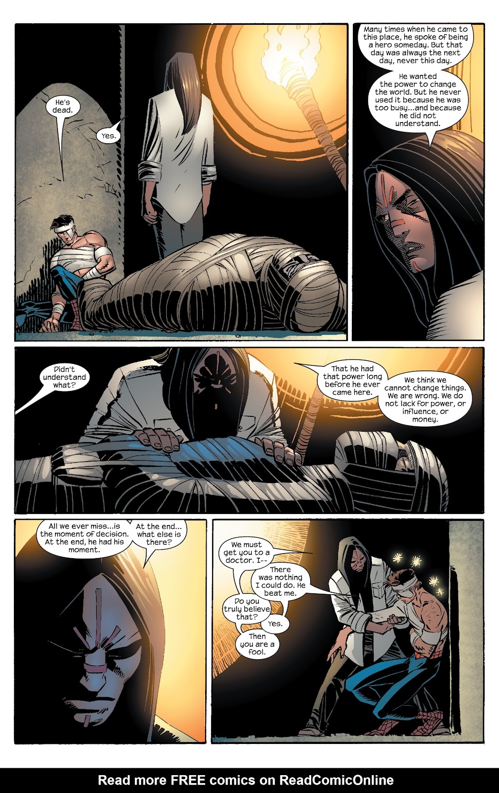 The Amazing Spider-Man by JMS Ultimate Collection issue TPB 3 (Part 2) - Page 35