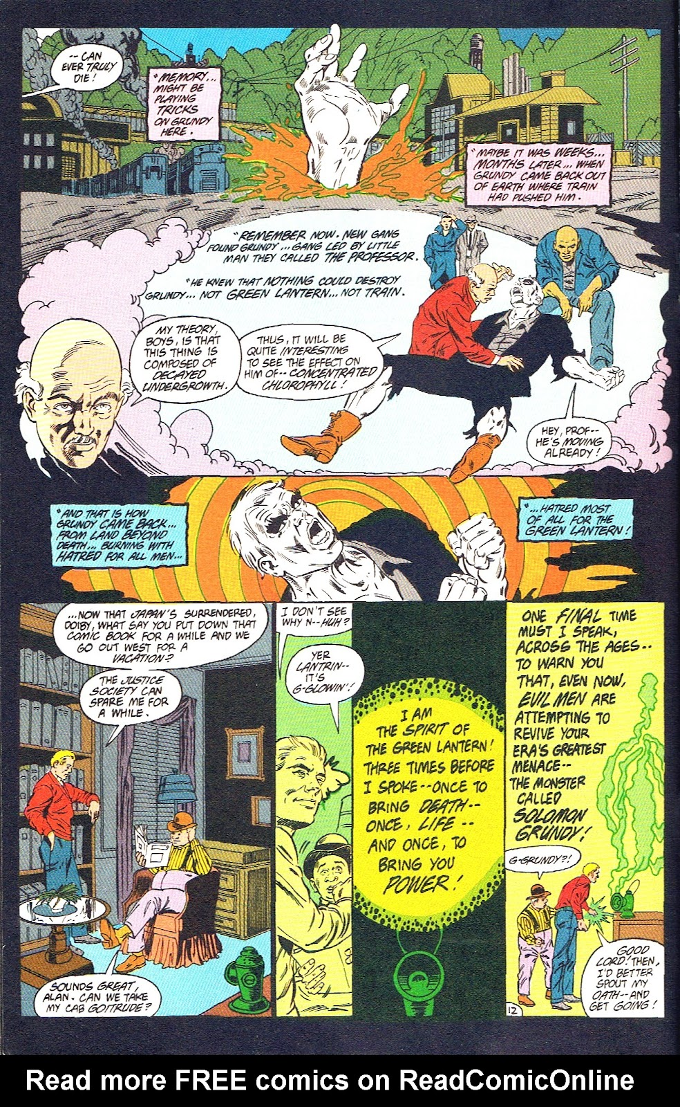 Infinity Inc. (1984) issue 39 - Page 14