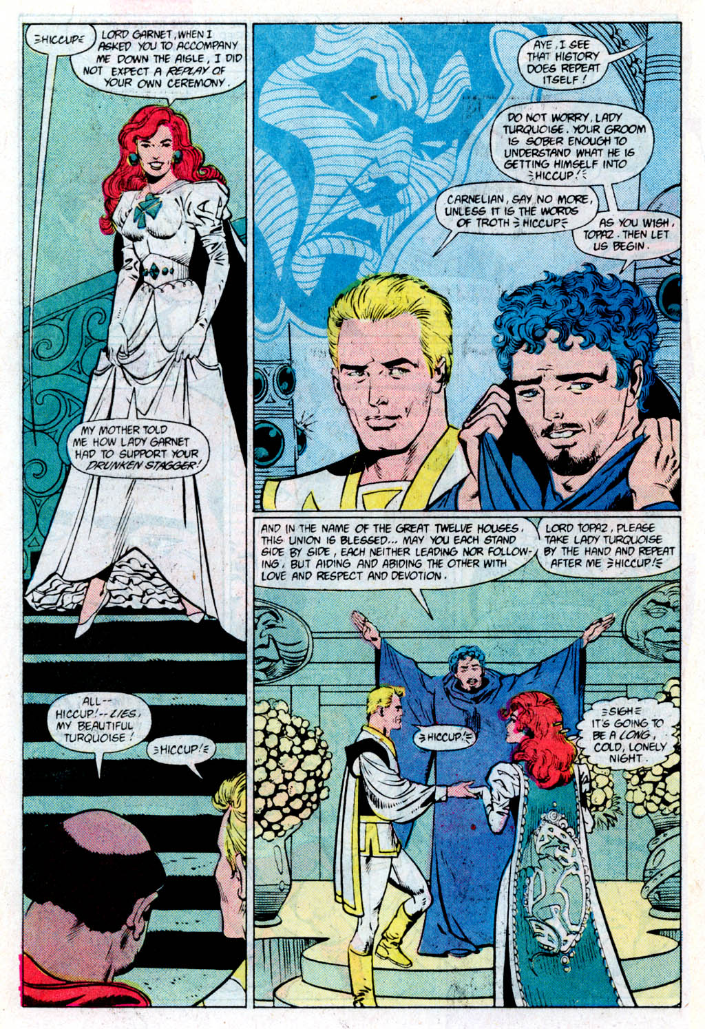Read online Amethyst (1985) comic -  Issue # _Special 1 - 28