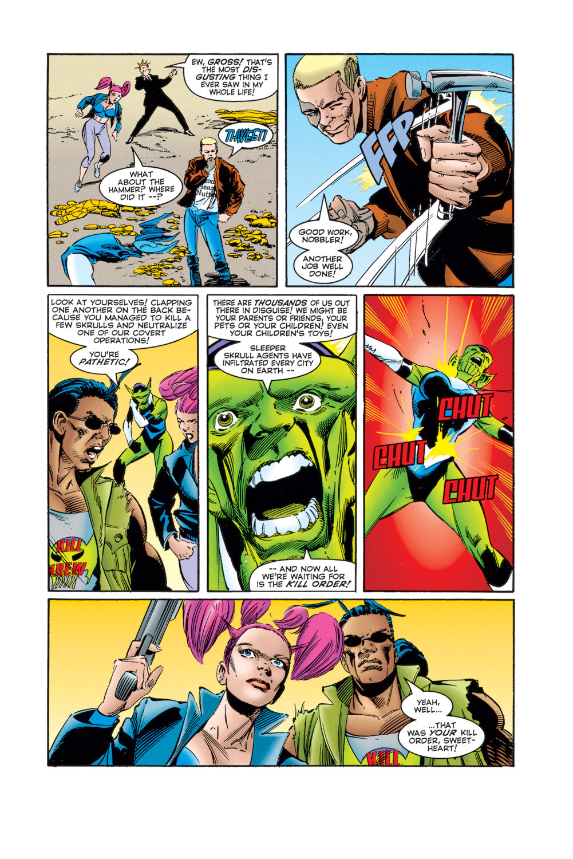 Read online Skrull Kill Krew (1995) comic -  Issue #4 - 21