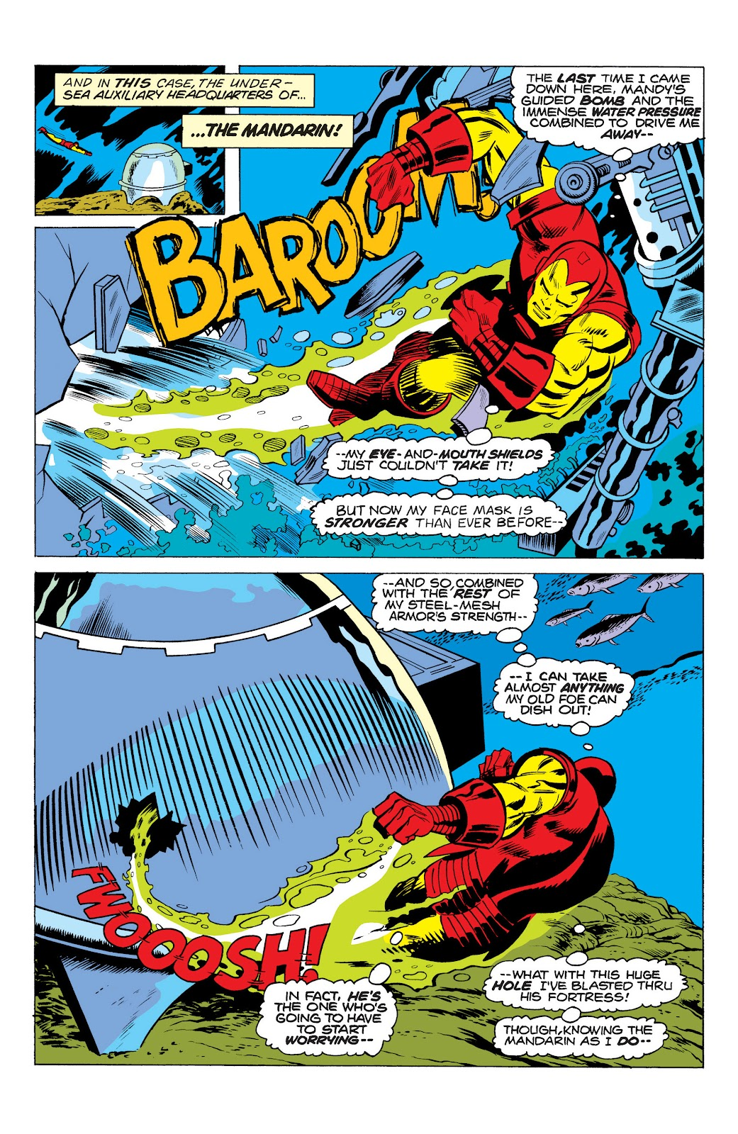 Read online Marvel Masterworks: The Invincible Iron Man comic -  Issue # TPB 10 (Part 1) - 28