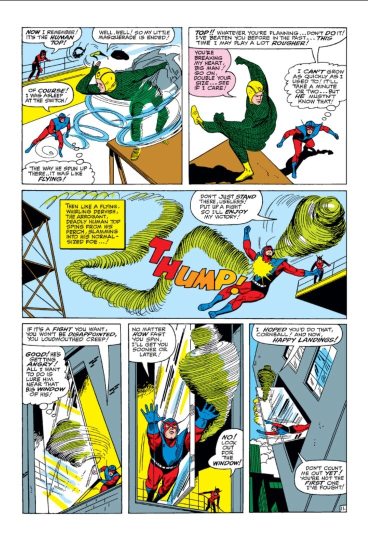 Tales to Astonish (1959) issue 68 - Page 12