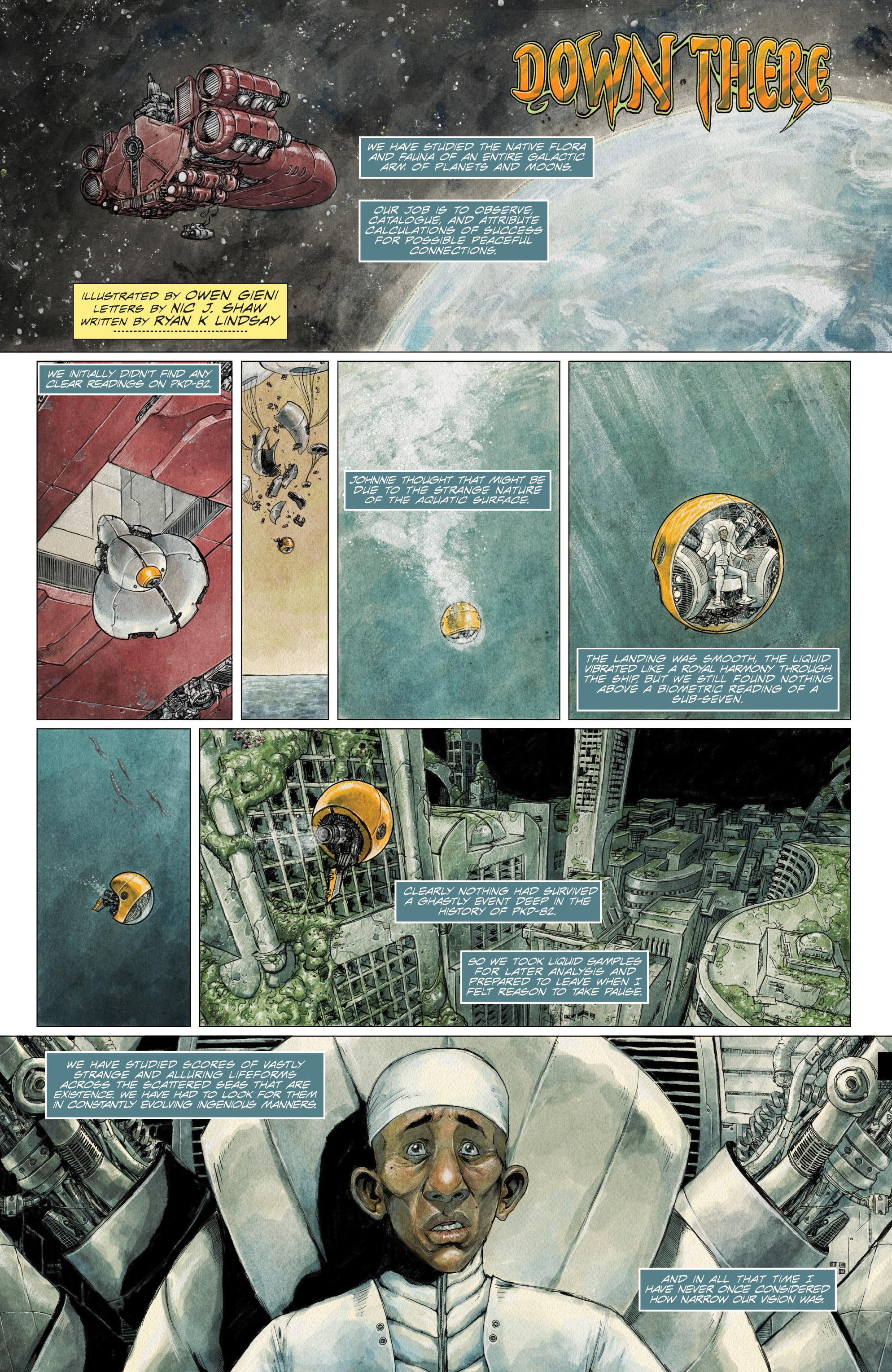 Read online Shutter comic -  Issue #14 - 24