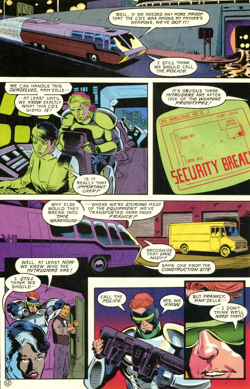 Read online Gunfire comic -  Issue #2 - 16