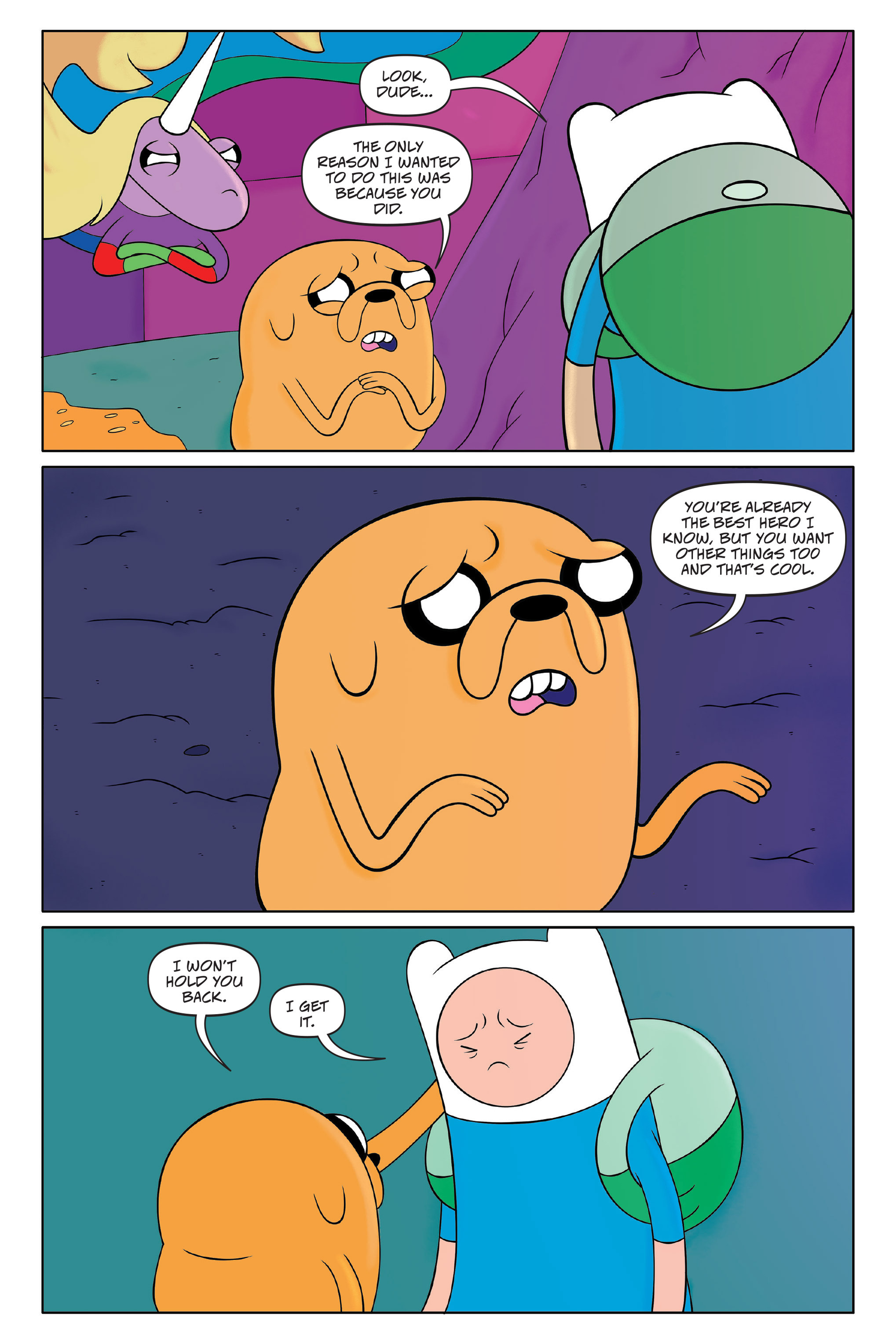 Read online Adventure Time comic -  Issue #Adventure Time _TPB 7 - 95