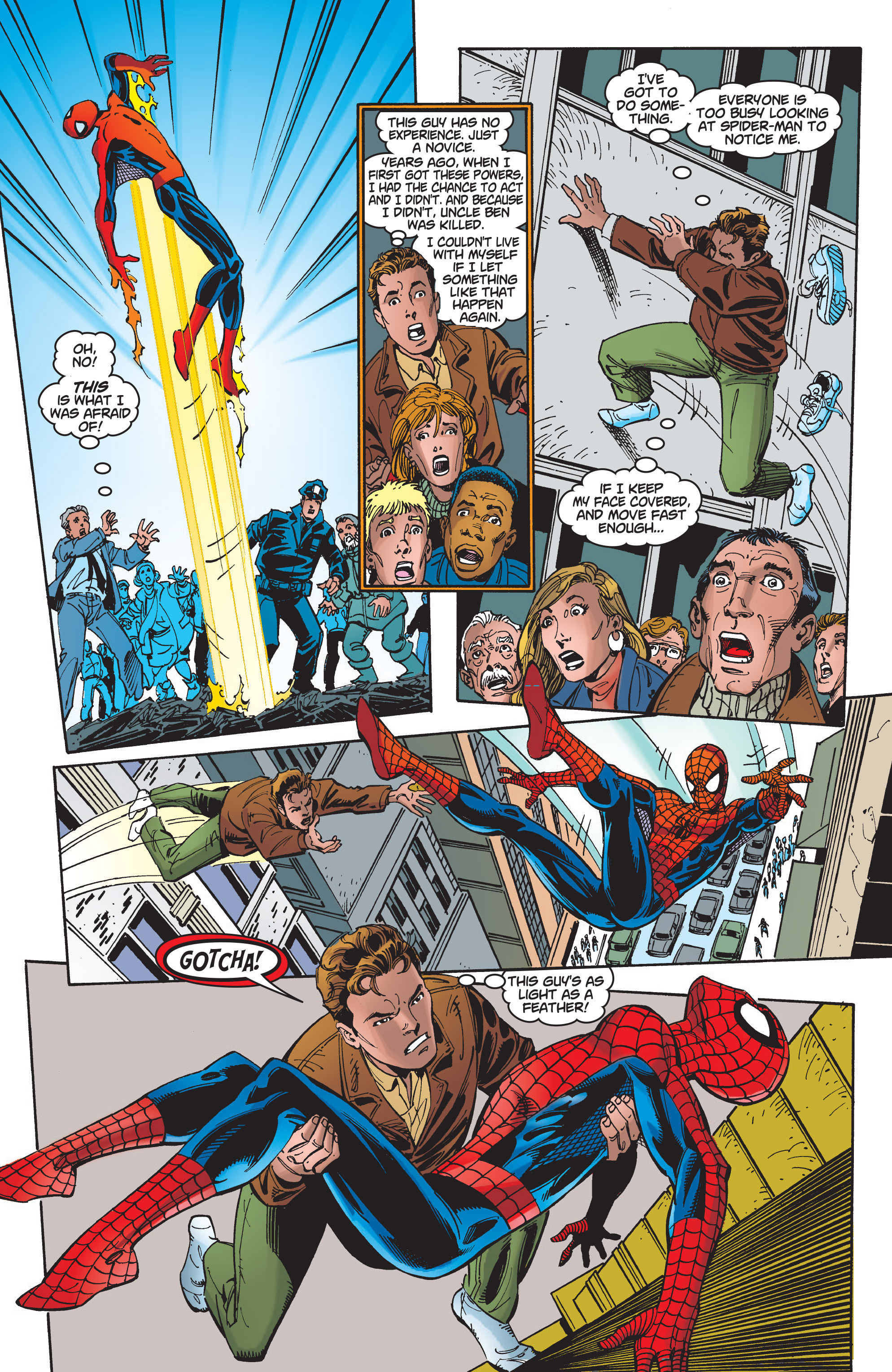 The Amazing Spider-Man (1999) 2 Page 17