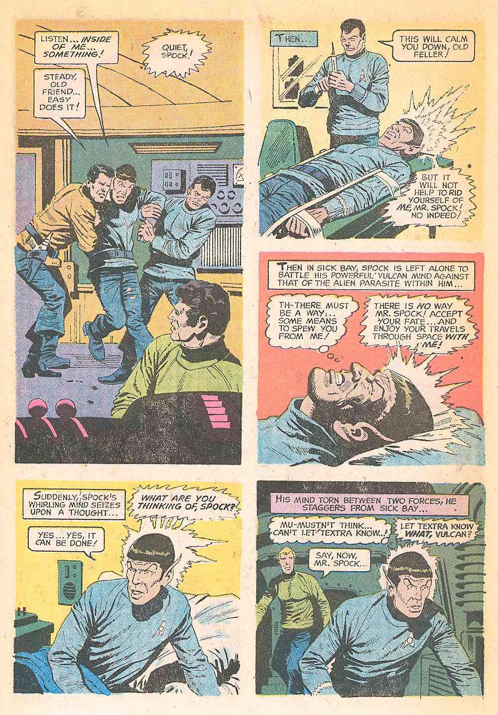 Star Trek (1967) issue 35 - Page 24