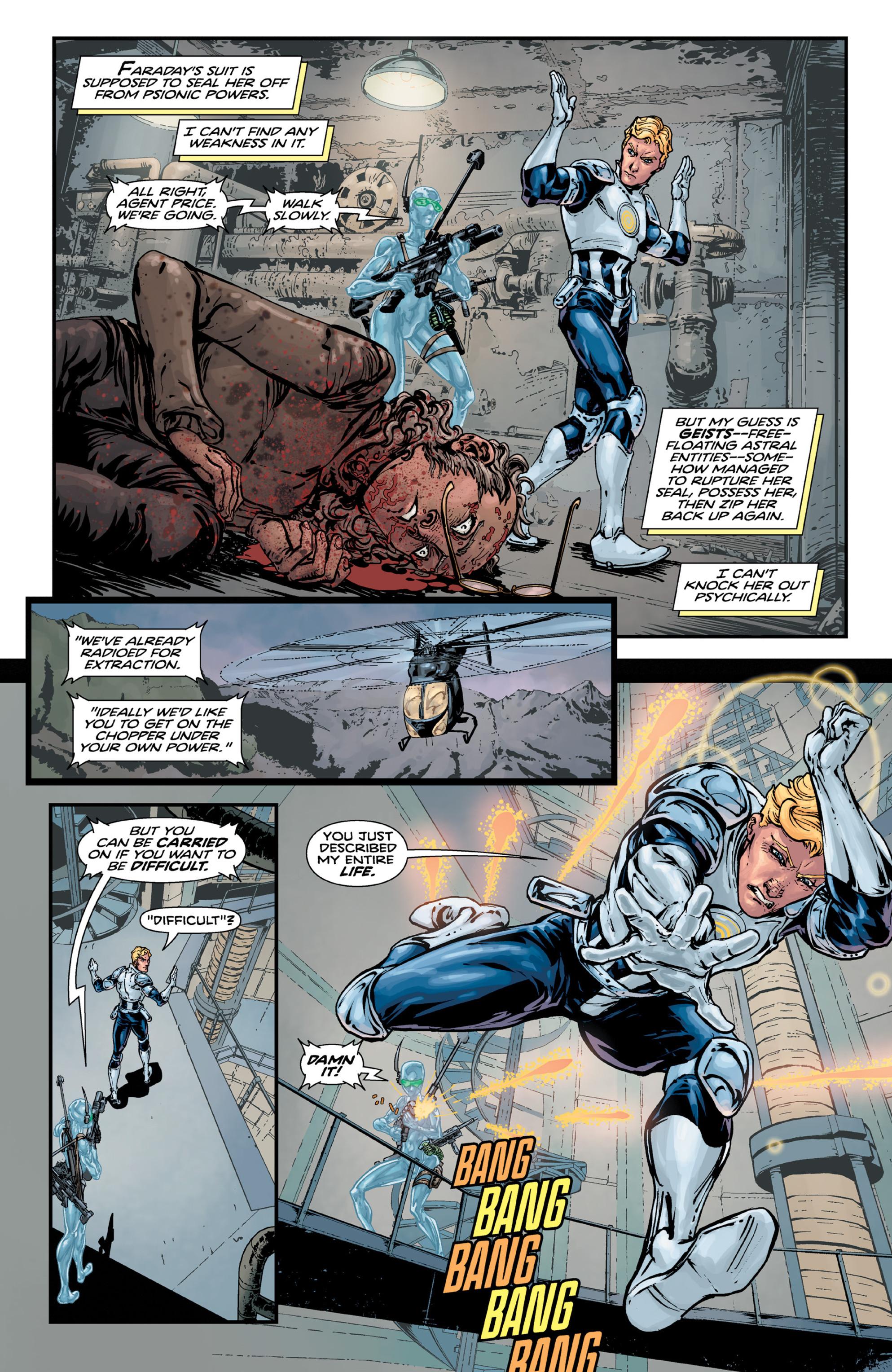 Read online Brain Boy:  The Men from G.E.S.T.A.L.T. comic -  Issue # TPB - 80