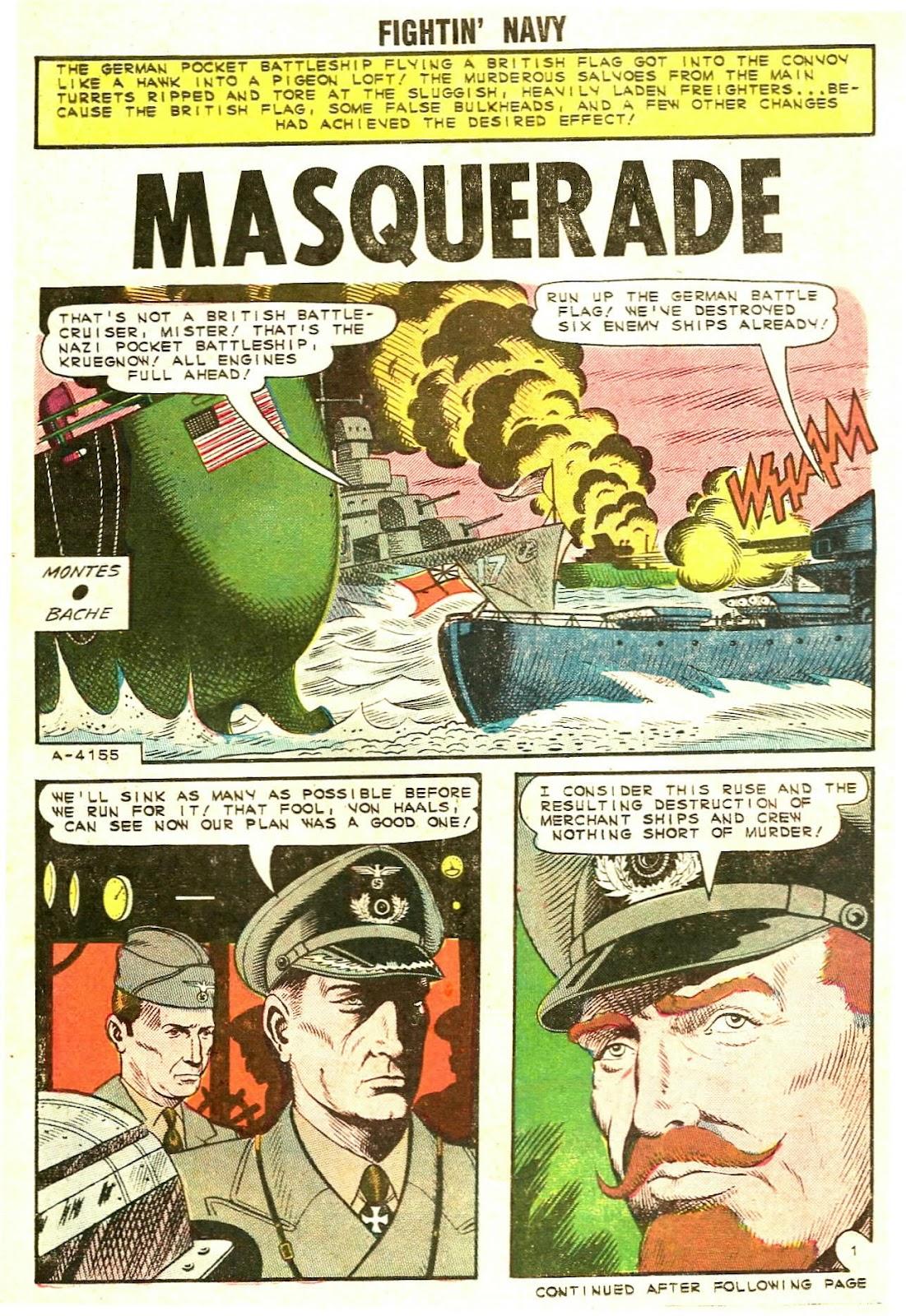 Read online Fightin' Navy comic -  Issue #120 - 14