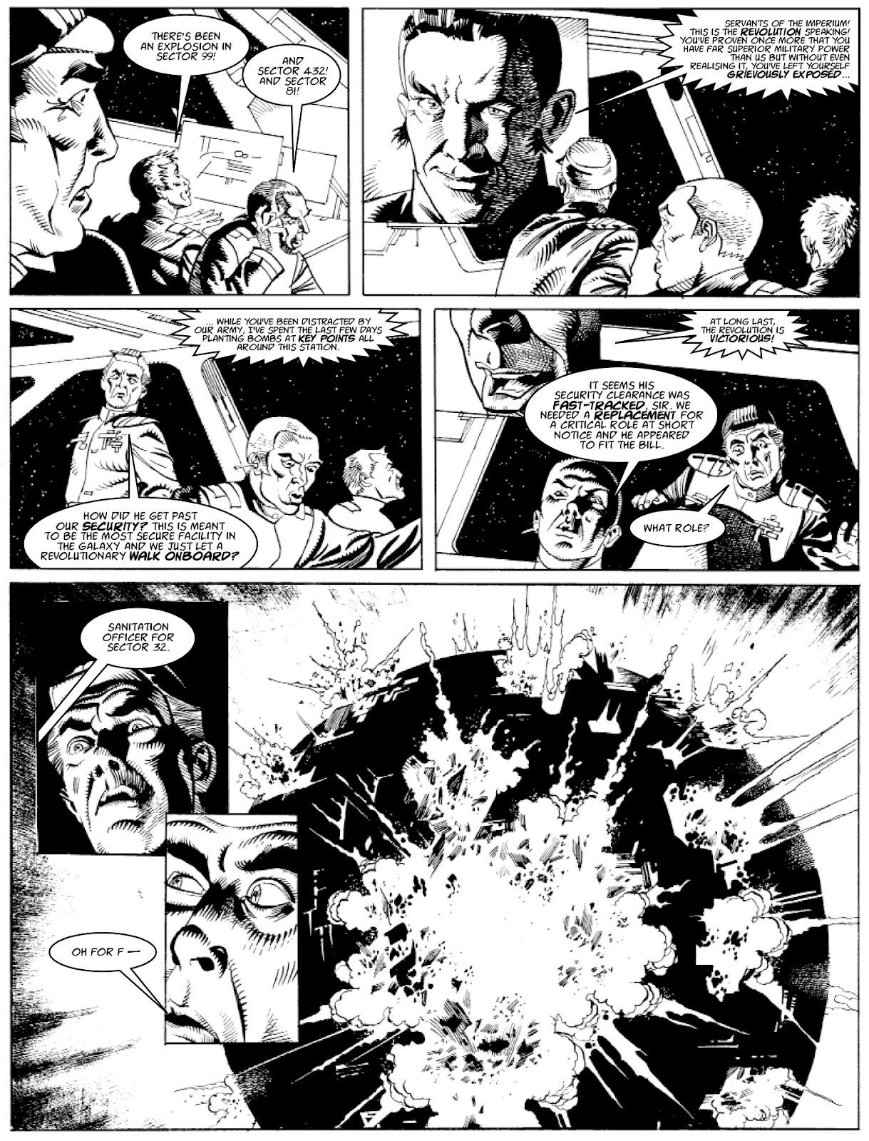 Judge Dredd Megazine (Vol. 5) issue 427 - Page 118