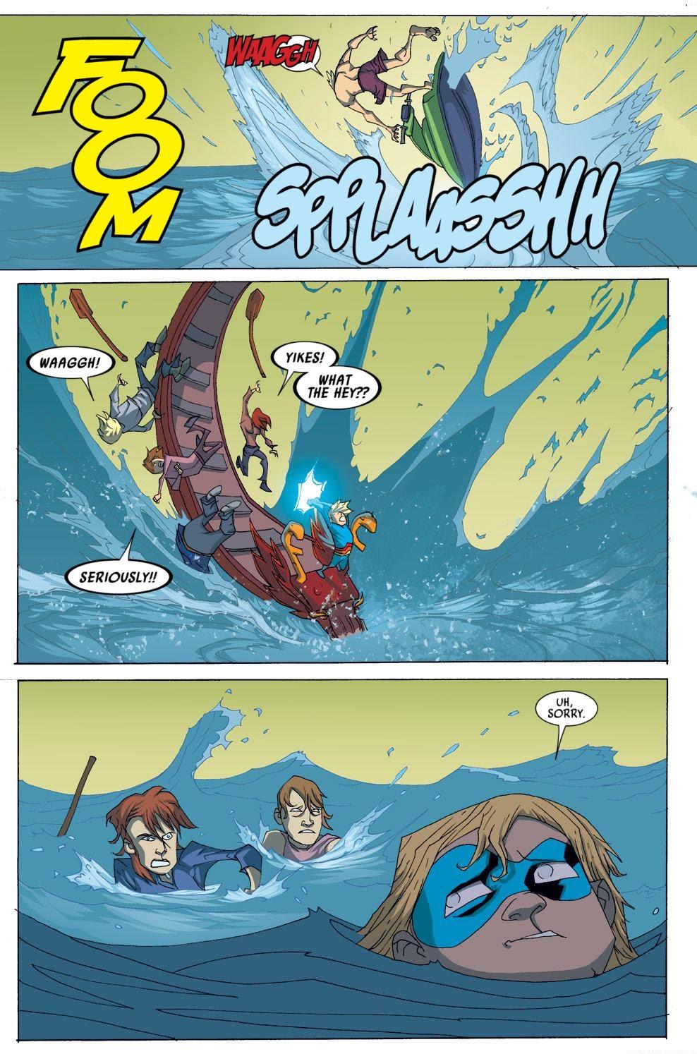 Read online Takio (2012) comic -  Issue #2 - 8