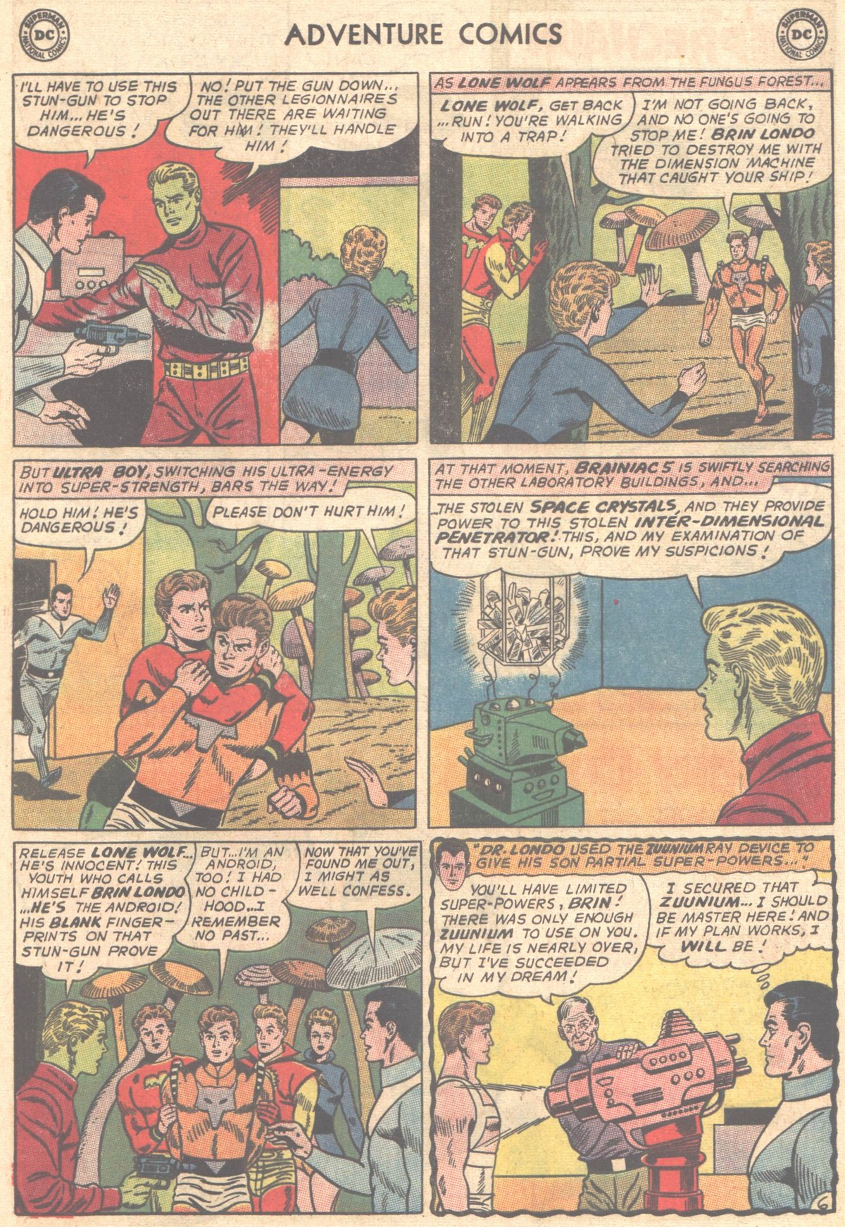 Read online Adventure Comics (1938) comic -  Issue #327 - 15