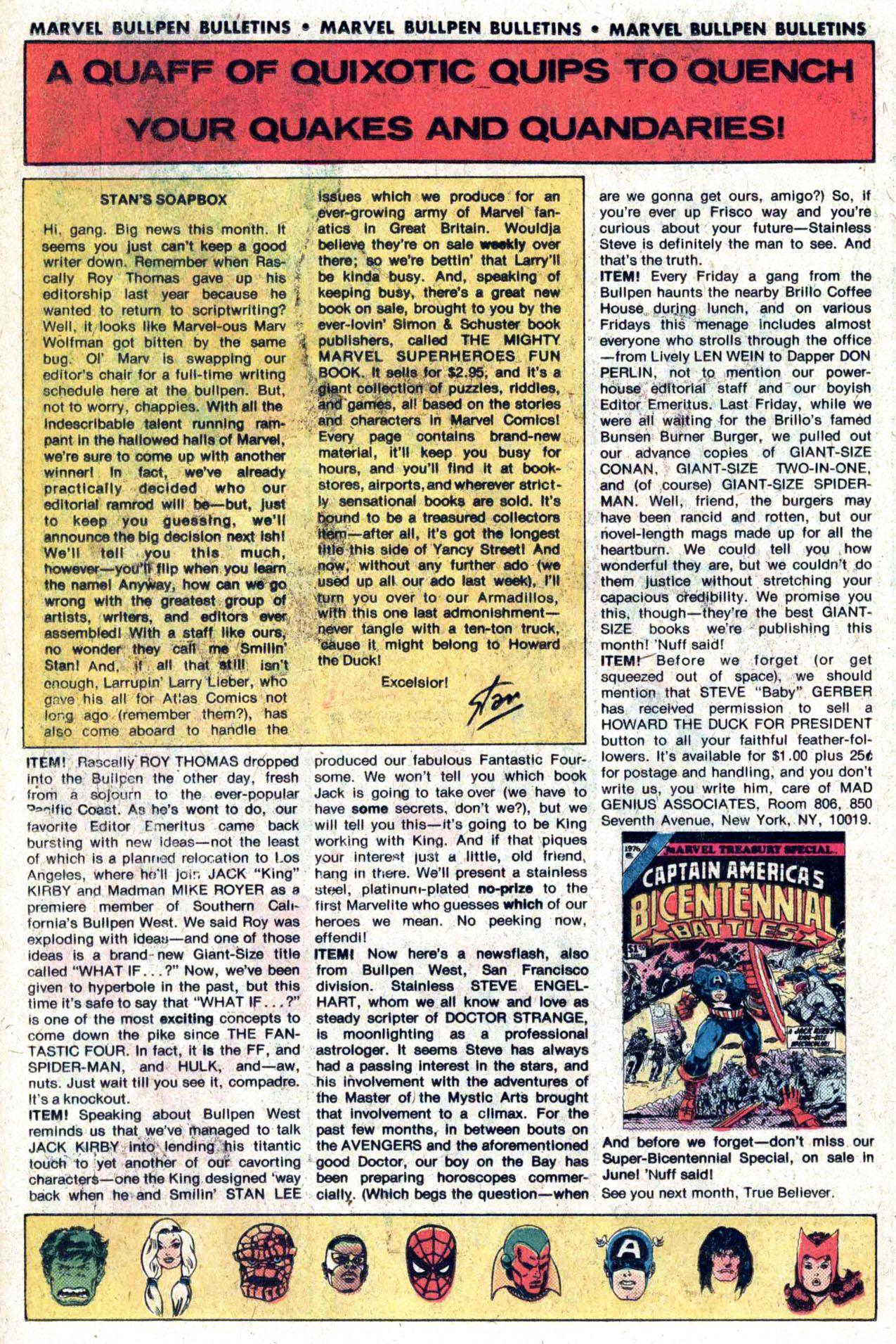 Read online Amazing Adventures (1970) comic -  Issue #38 - 30