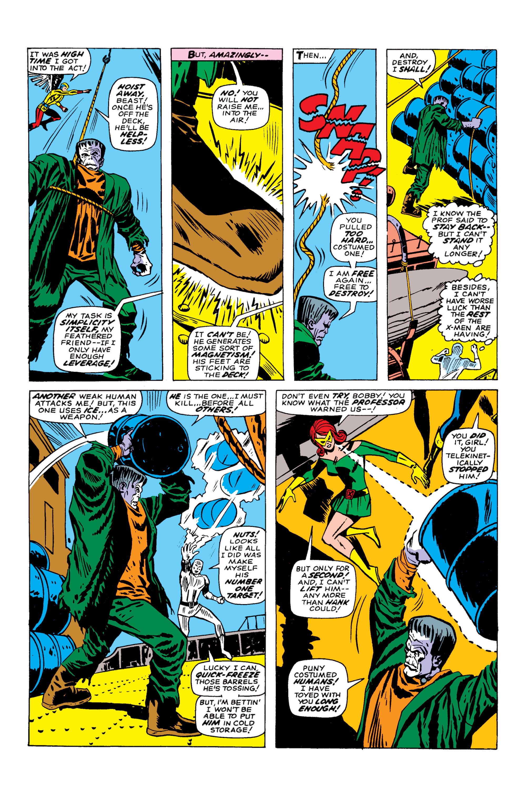 Uncanny X-Men (1963) 40 Page 12