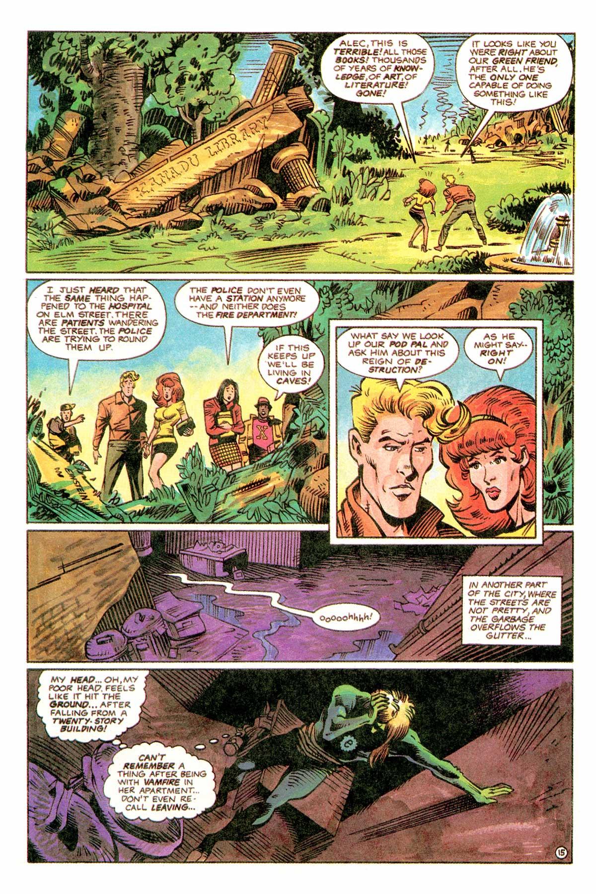 Read online E-man (1993) comic -  Issue # Full - 18