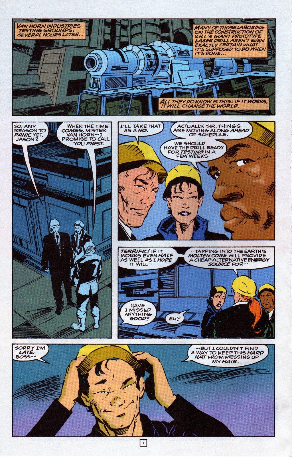 Read online Gunfire comic -  Issue #8 - 8