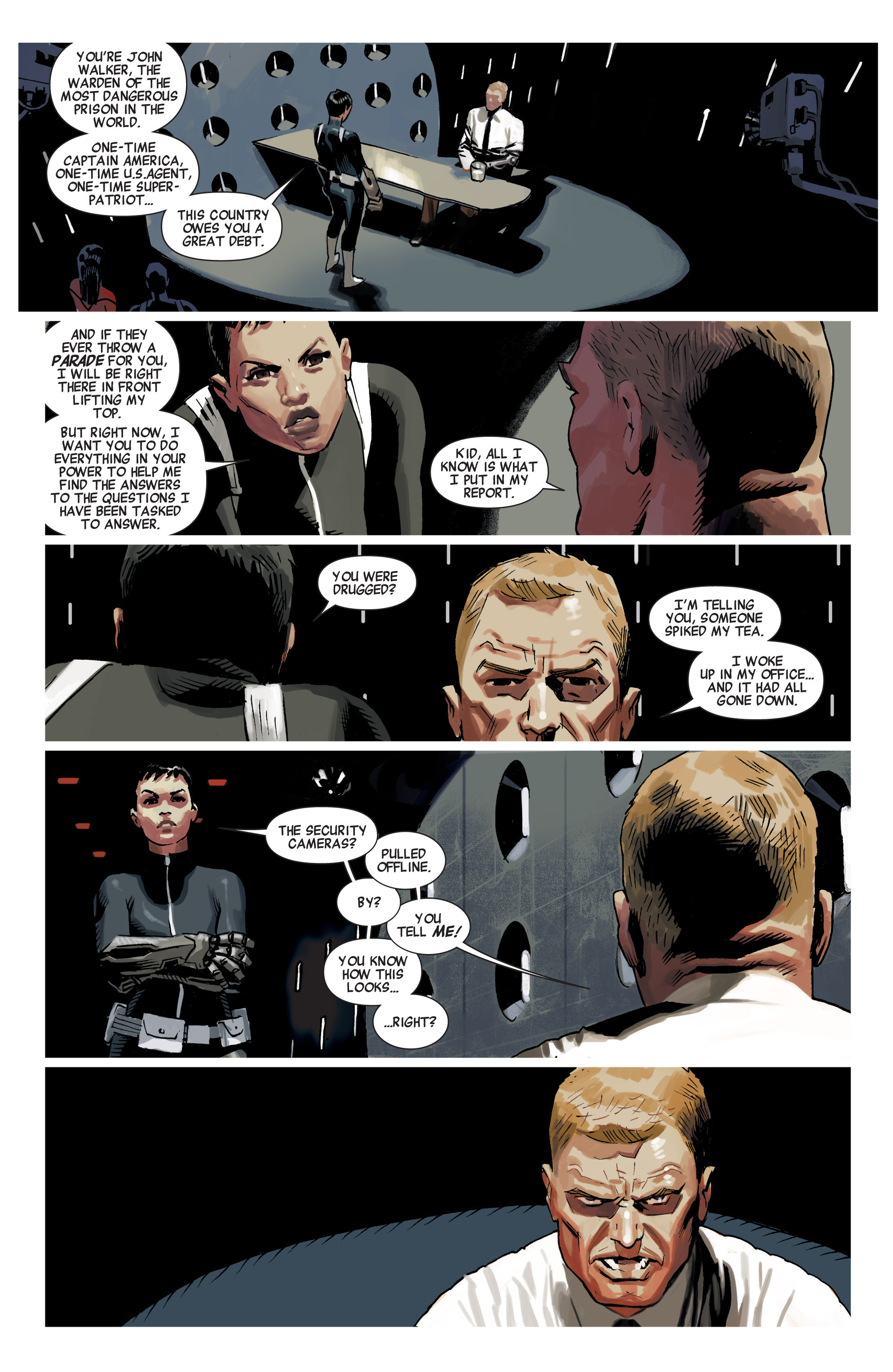 Read online Avengers (2010) comic -  Issue #19 - 4
