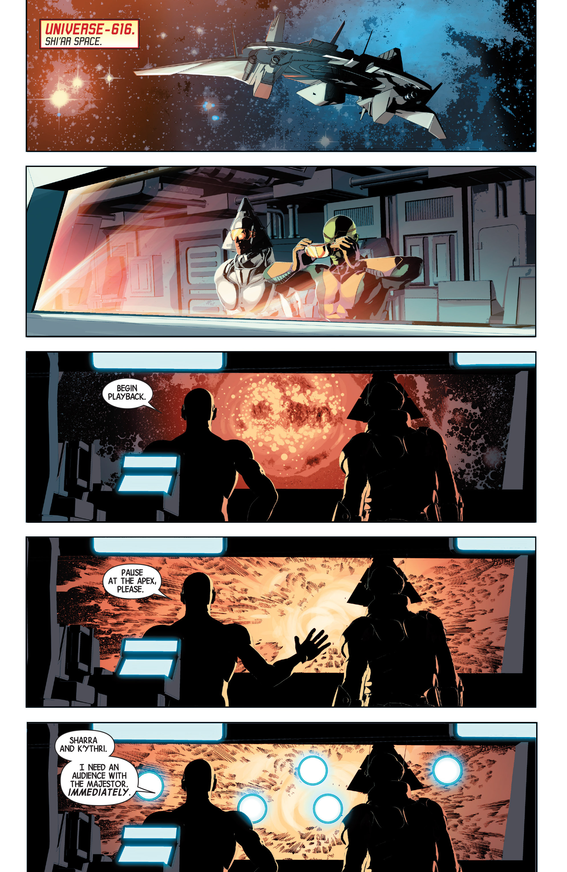 Read online Avengers (2013) comic -  Issue #41 - 11