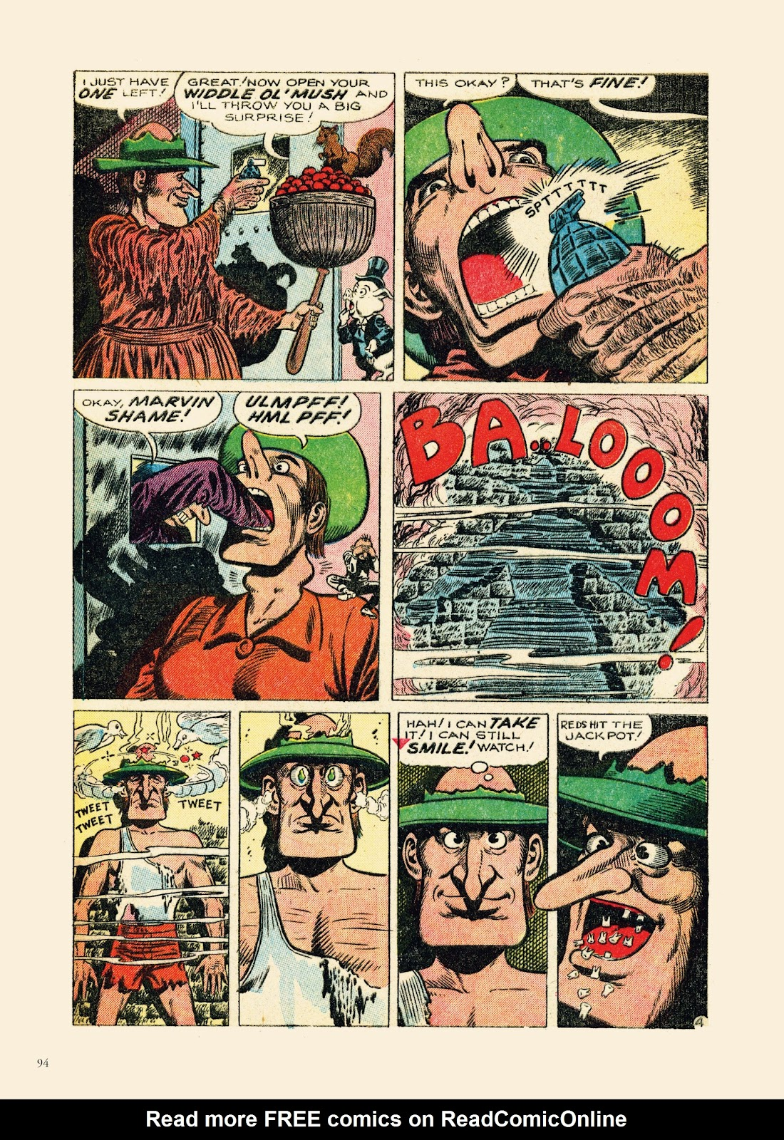 Read online Sincerest Form of Parody: The Best 1950s MAD-Inspired Satirical Comics comic -  Issue # TPB (Part 1) - 95