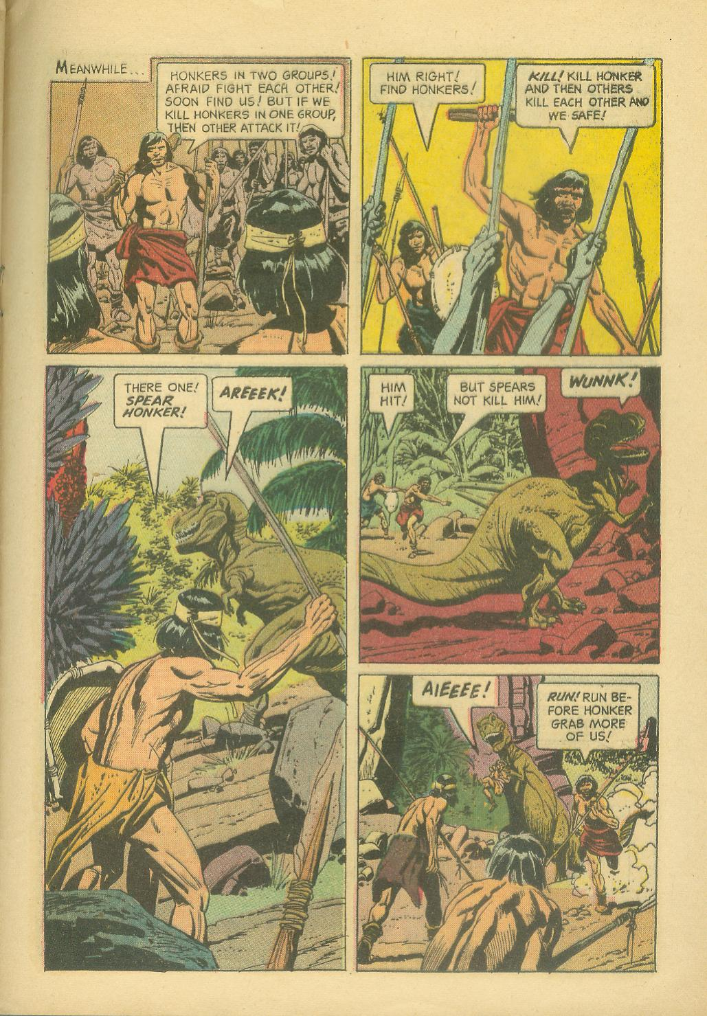 Read online Turok, Son of Stone comic -  Issue #30 - 29