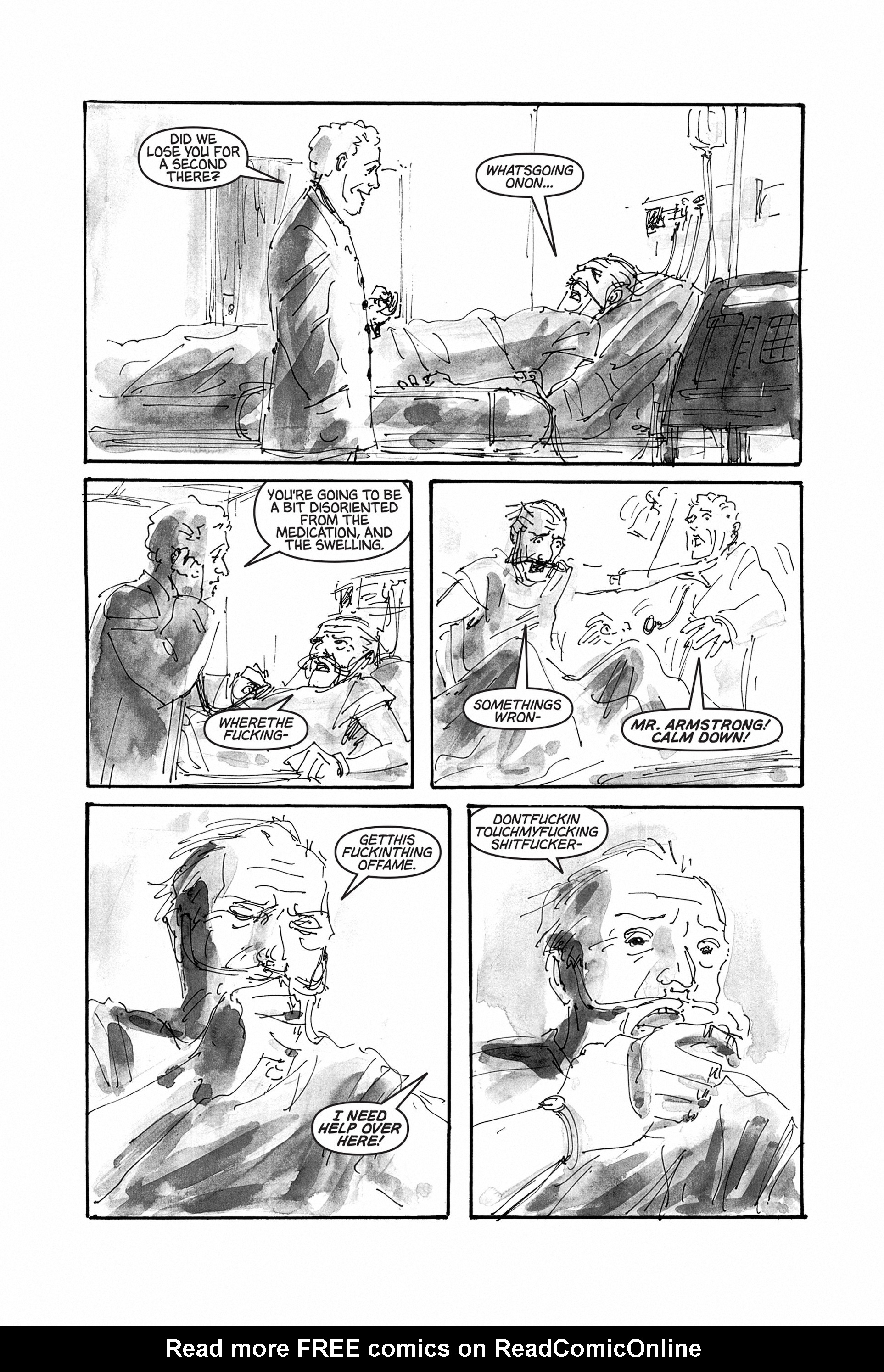 Read online Tumor comic -  Issue # TPB - 19