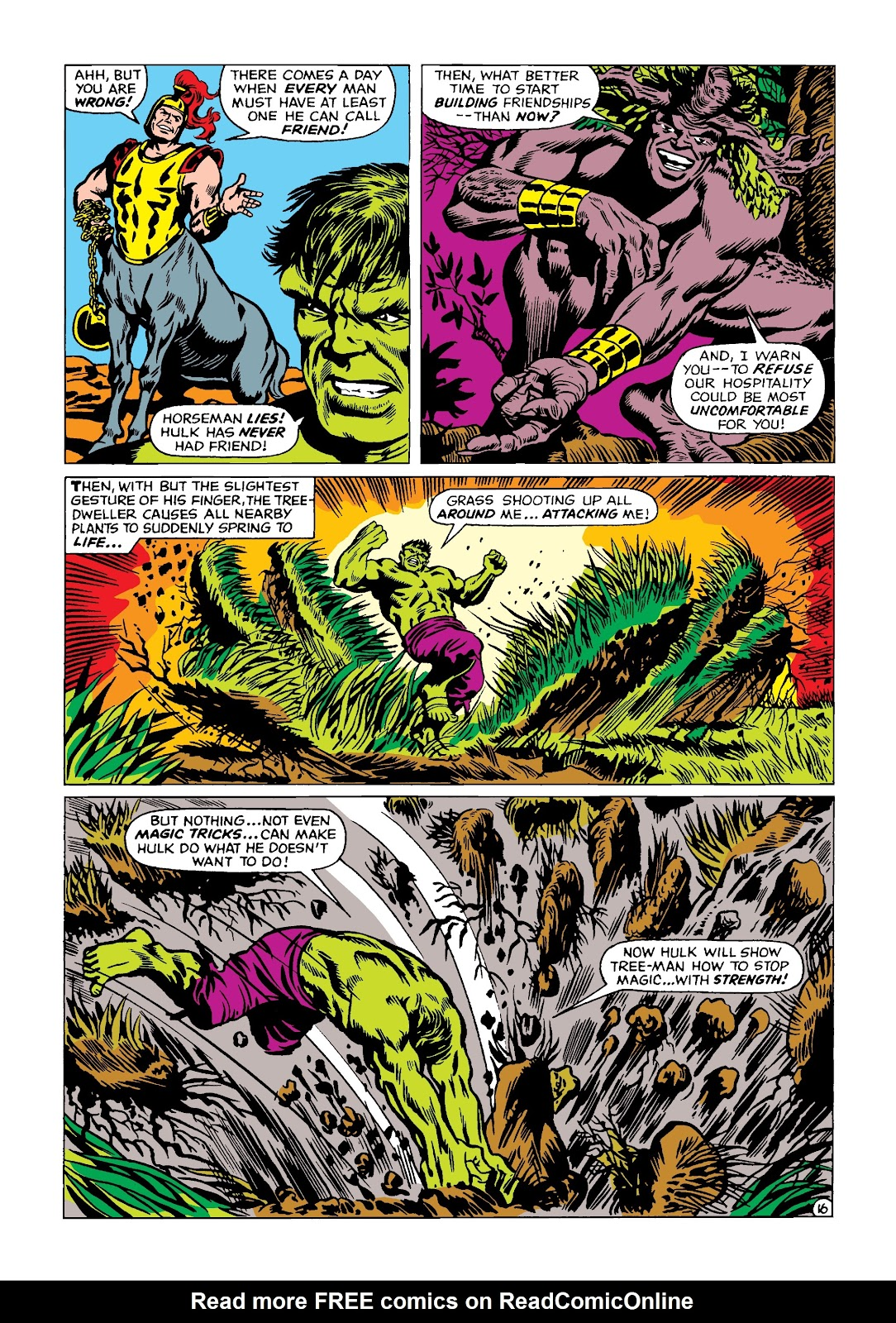 Read online Marvel Masterworks: The Incredible Hulk comic -  Issue # TPB 4 (Part 2) - 49