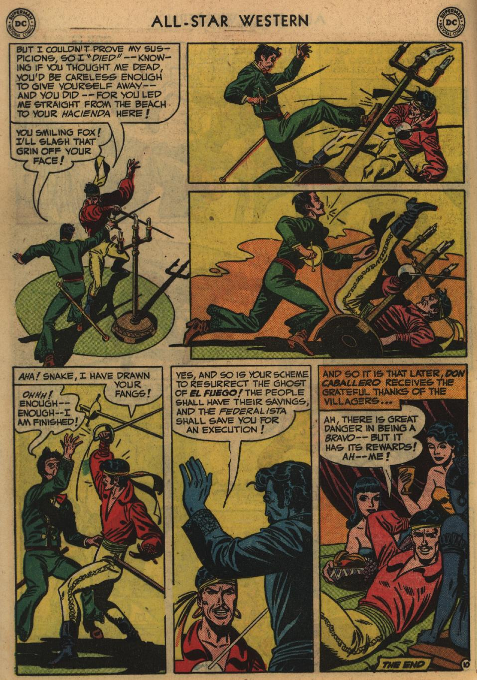 Read online All-Star Western (1951) comic -  Issue #60 - 24