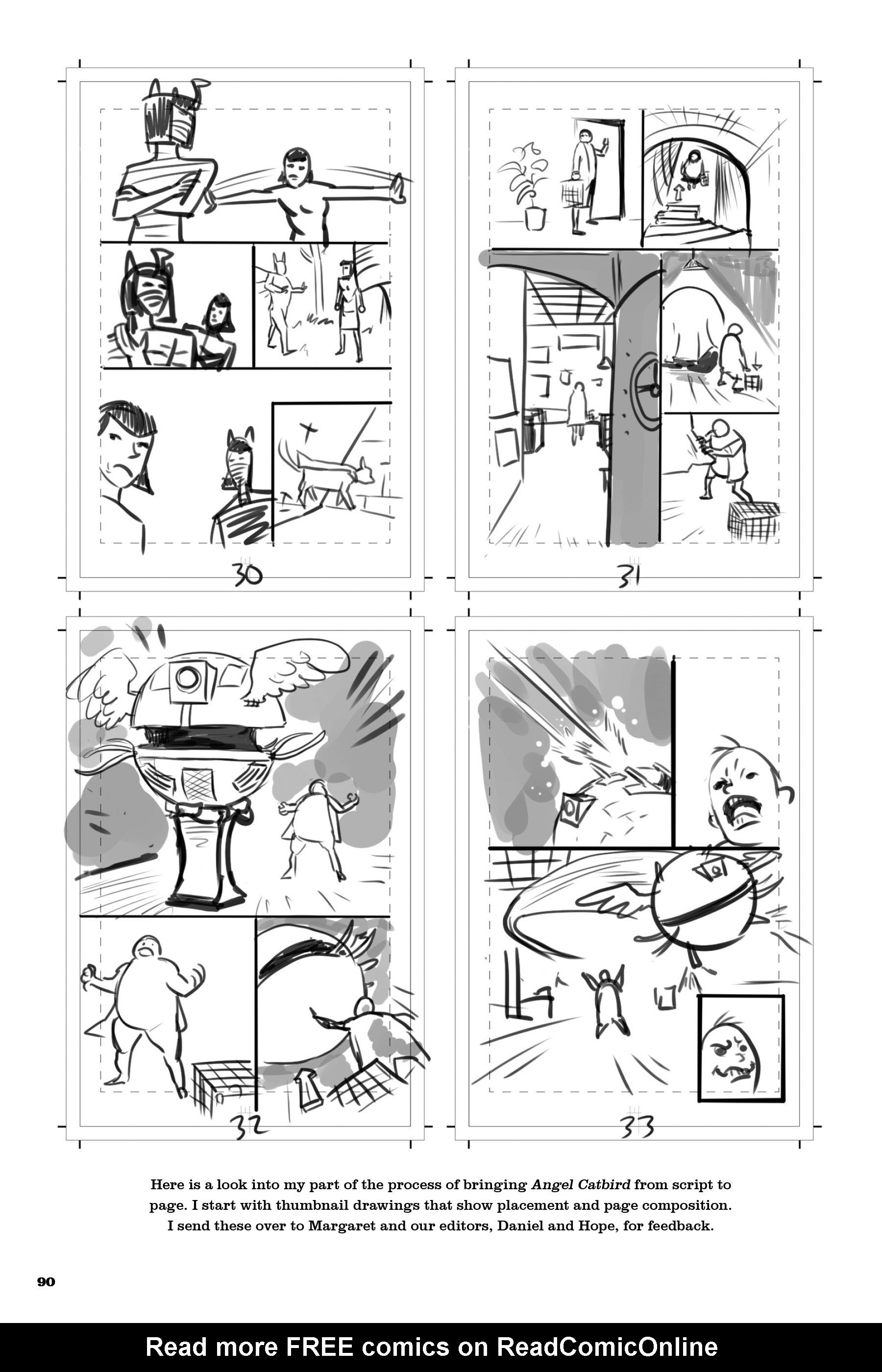Read online Angel Catbird comic -  Issue # TPB 2 - 91