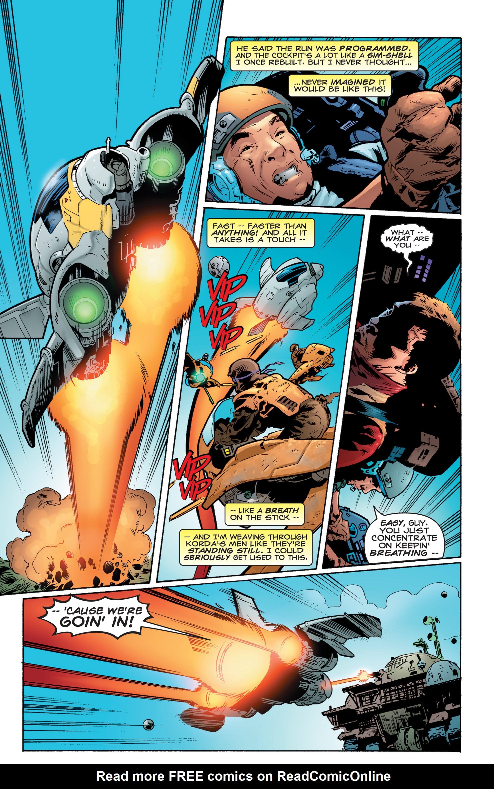 Read online Shockrockets comic -  Issue # TPB - 22