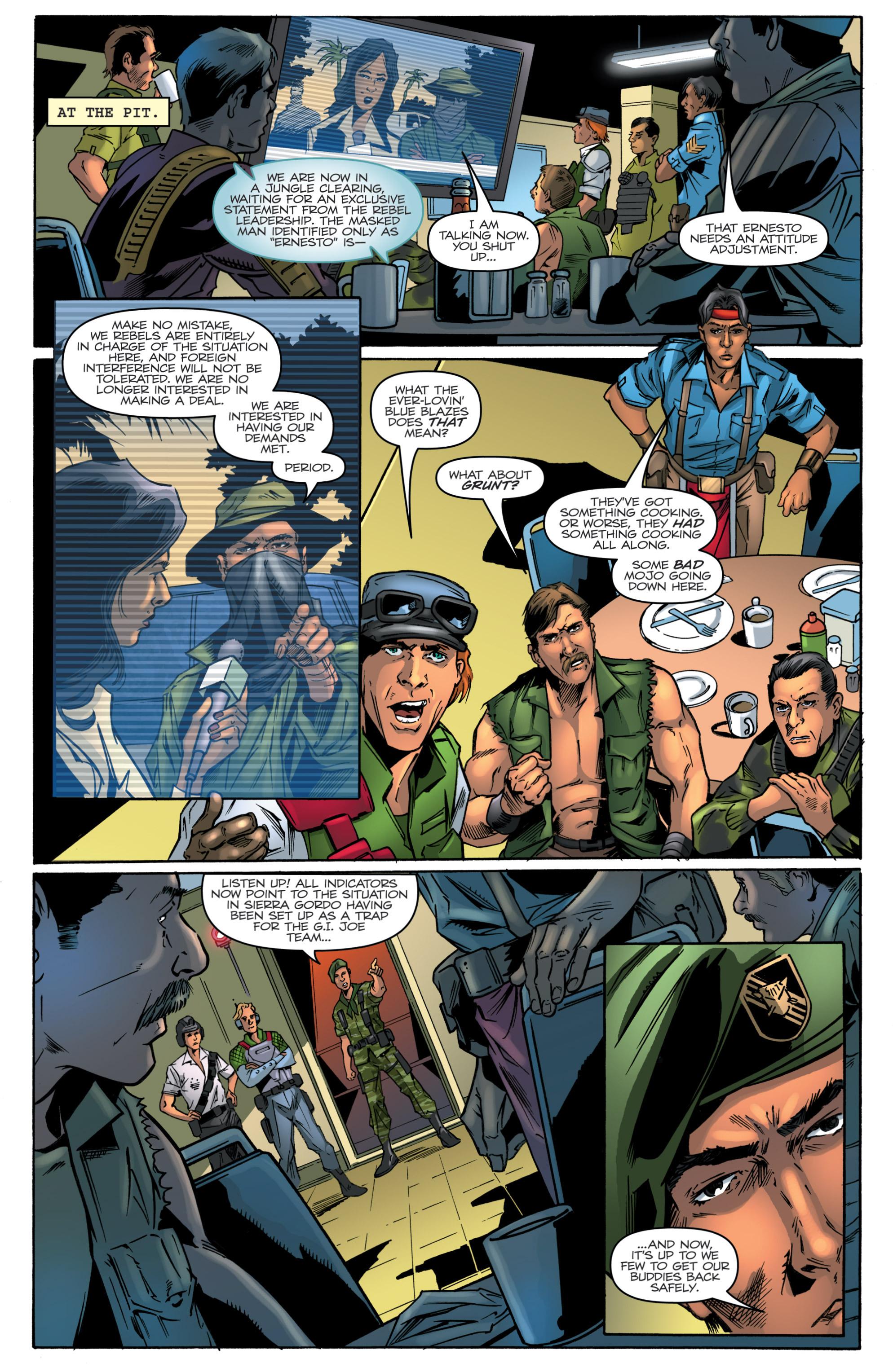 G.I. Joe: A Real American Hero 195 Page 22