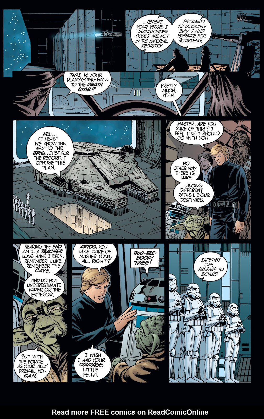 Read online Star Wars Legends: Infinities - Epic Collection comic -  Issue # TPB (Part 1) - 80