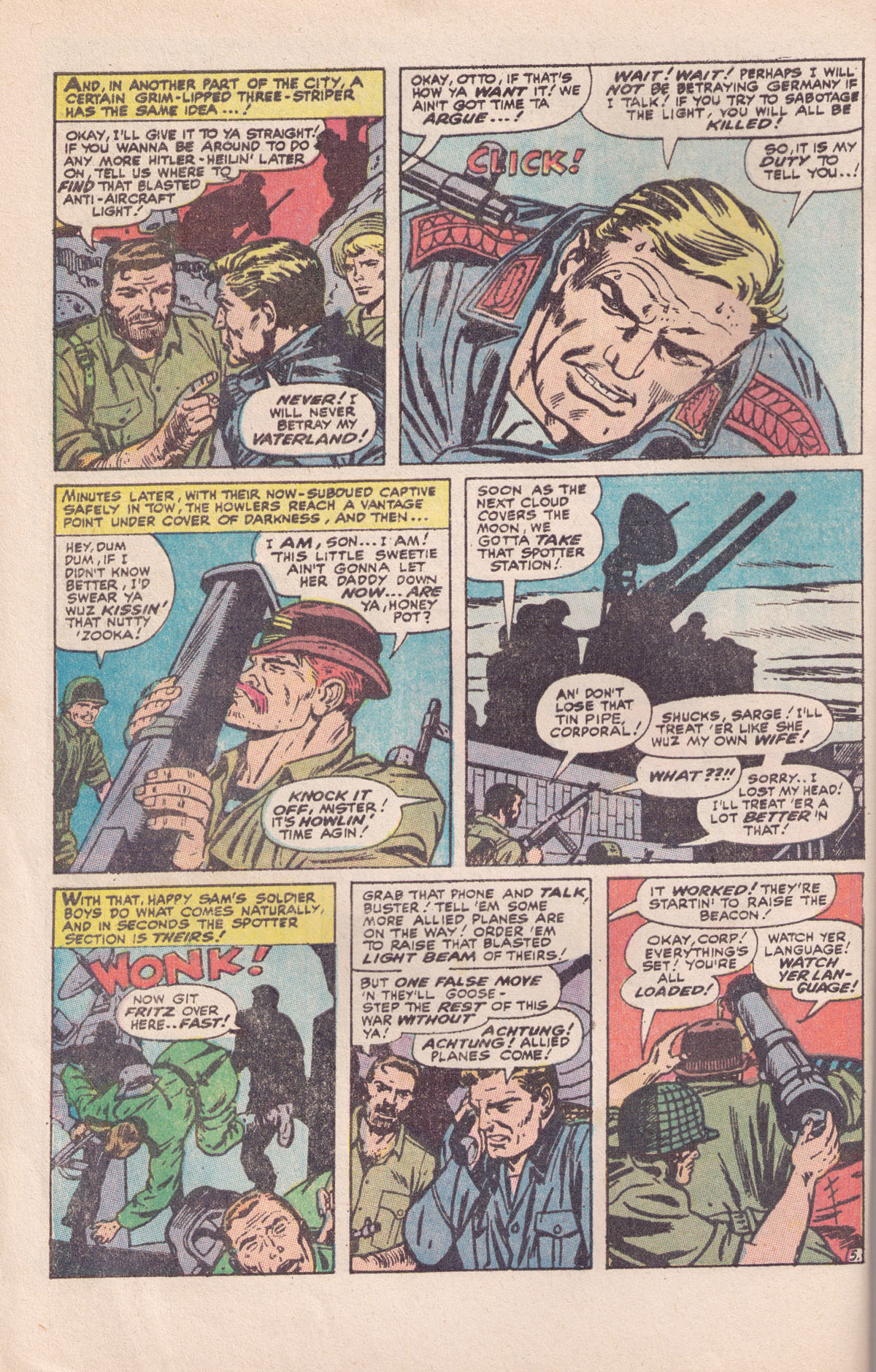 Read online Sgt. Fury comic -  Issue #89 - 8