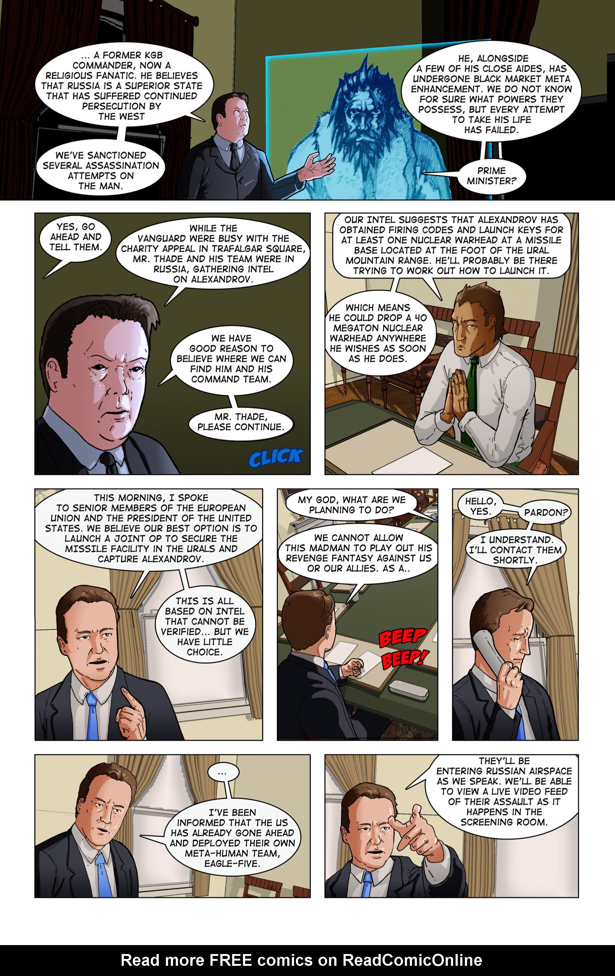 Read online Vanguard (2015) comic -  Issue #3 - 15