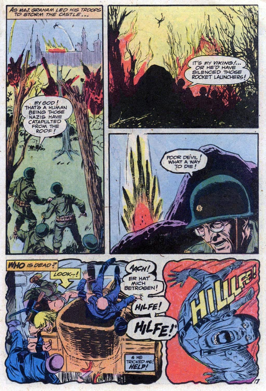 Read online All-Out War comic -  Issue #1 - 20