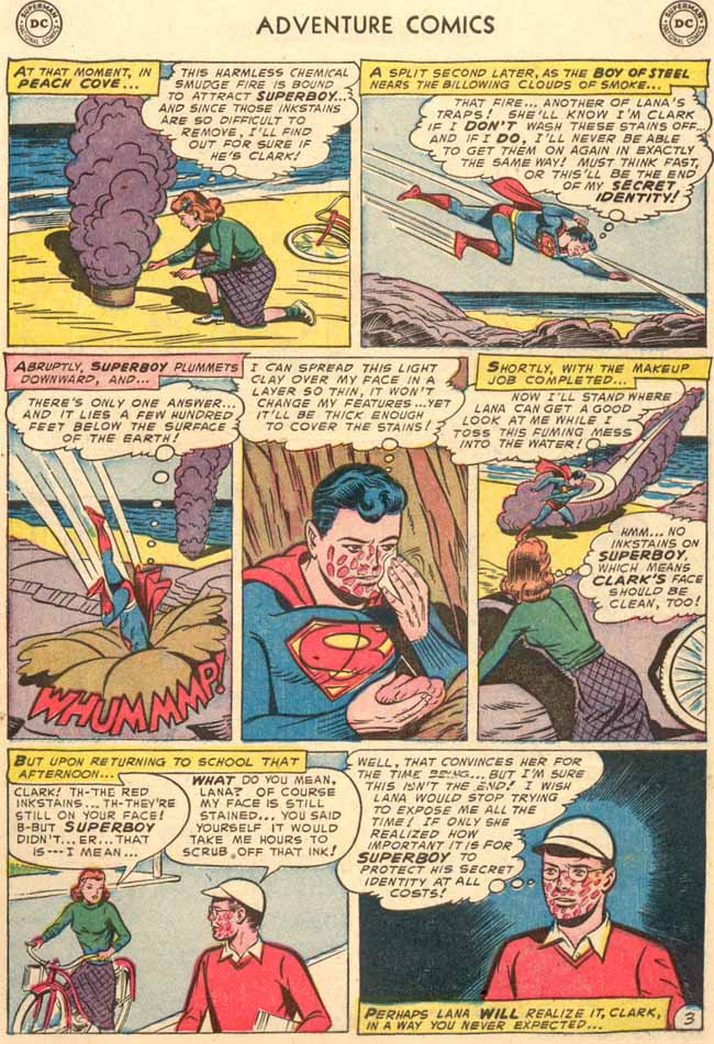 Read online Adventure Comics (1938) comic -  Issue #189 - 5