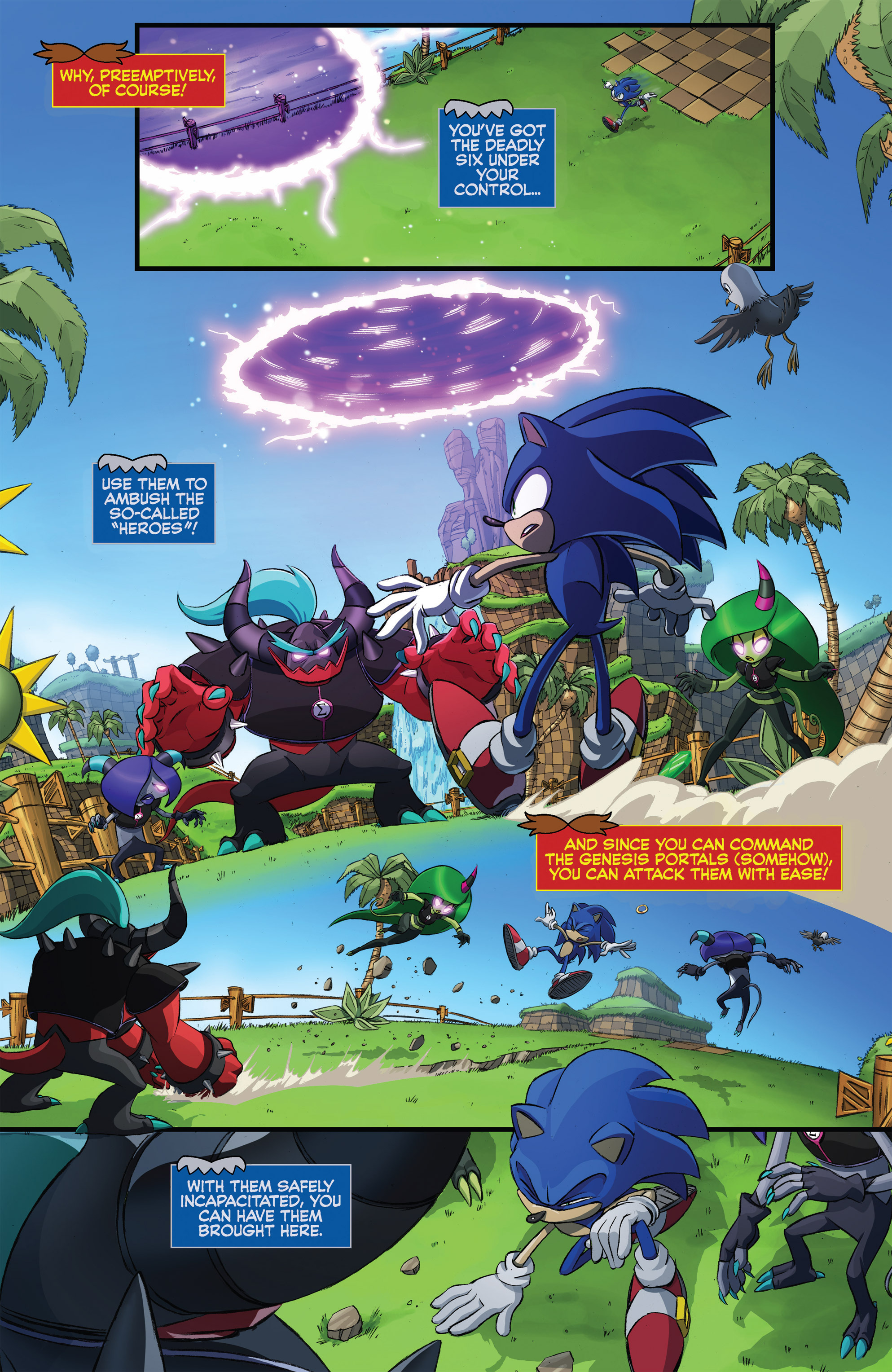 Read online Sonic Universe comic -  Issue #76 - 19