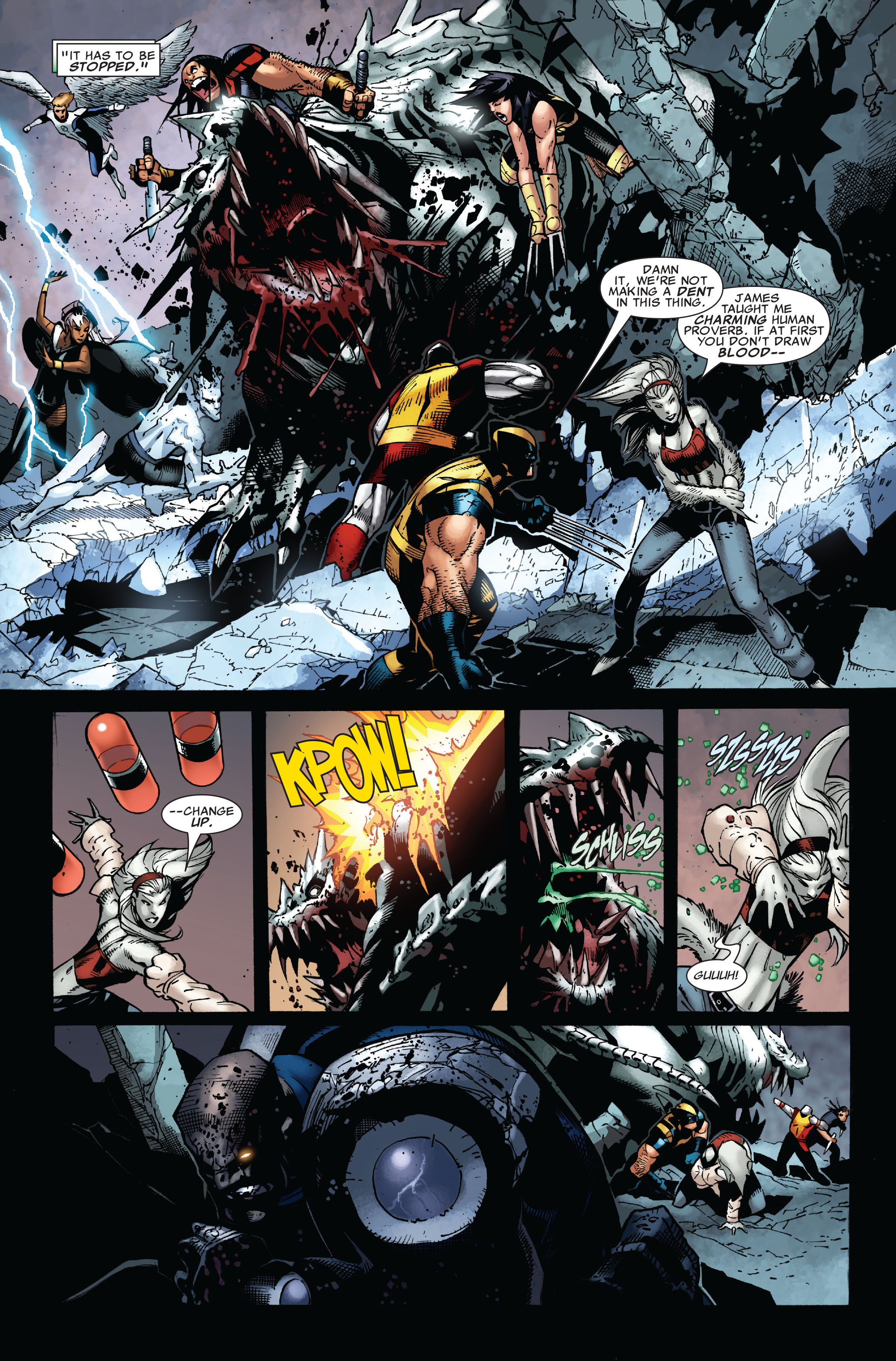 X-Men (1991) 207 Page 9