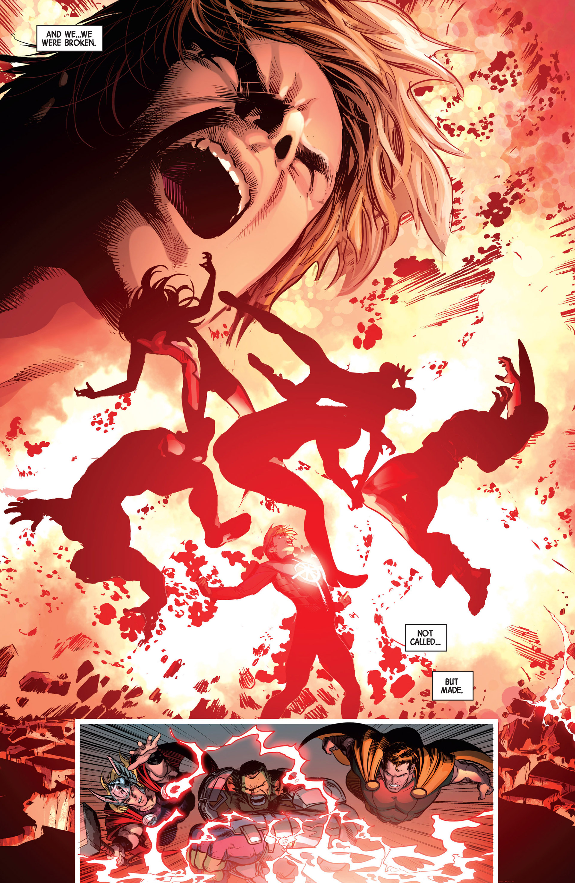 Read online Avengers (2013) comic -  Issue #9 - 21