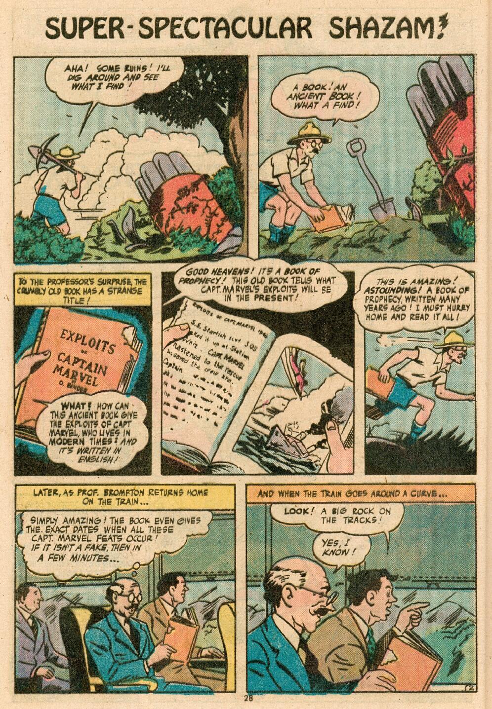 Read online Shazam! (1973) comic -  Issue #14 - 24