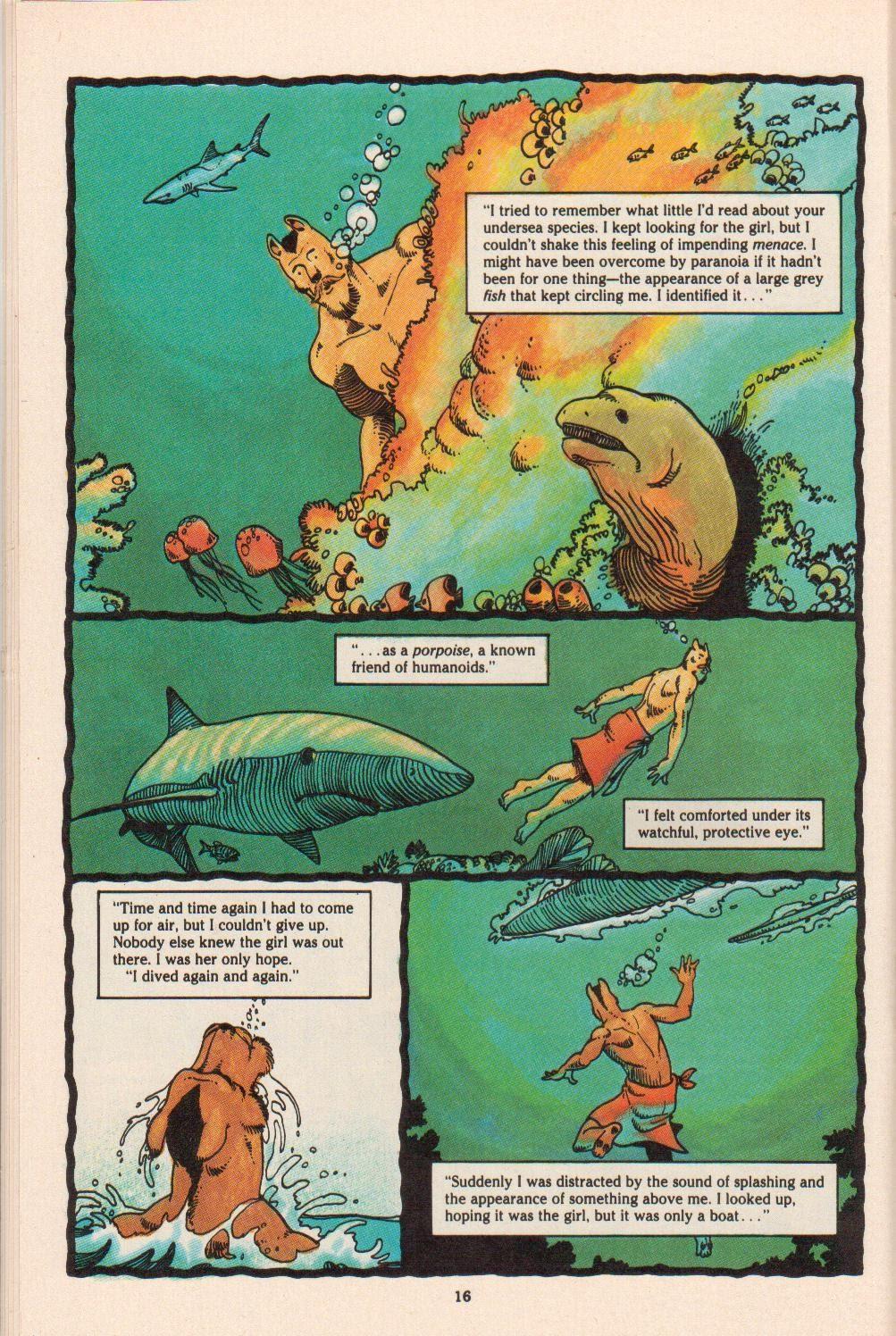 Read online Dalgoda comic -  Issue #4 - 18